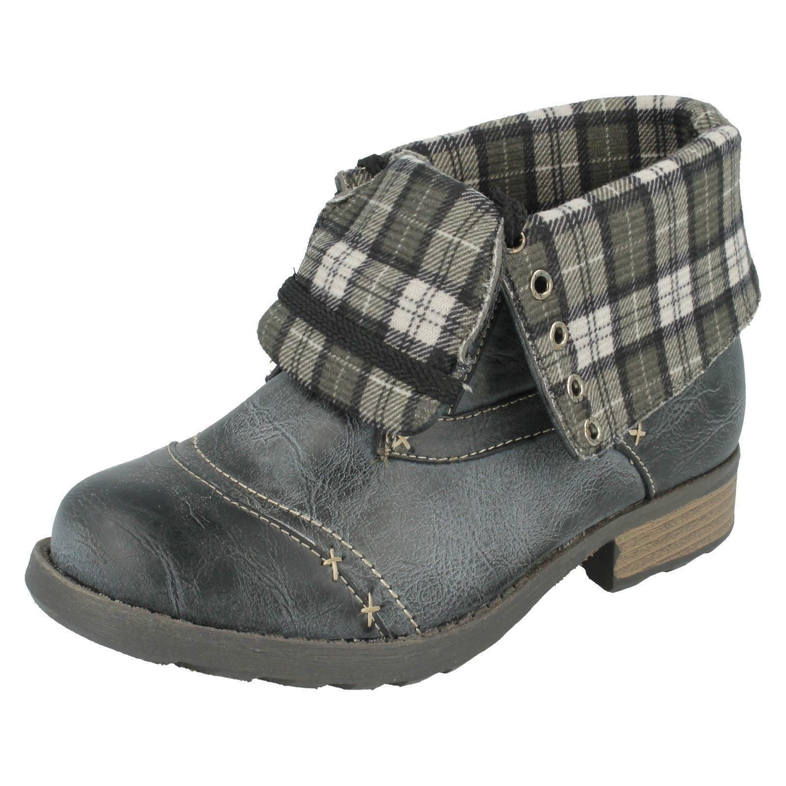 Boys Cutie Qt Ankle Boots Label N2015