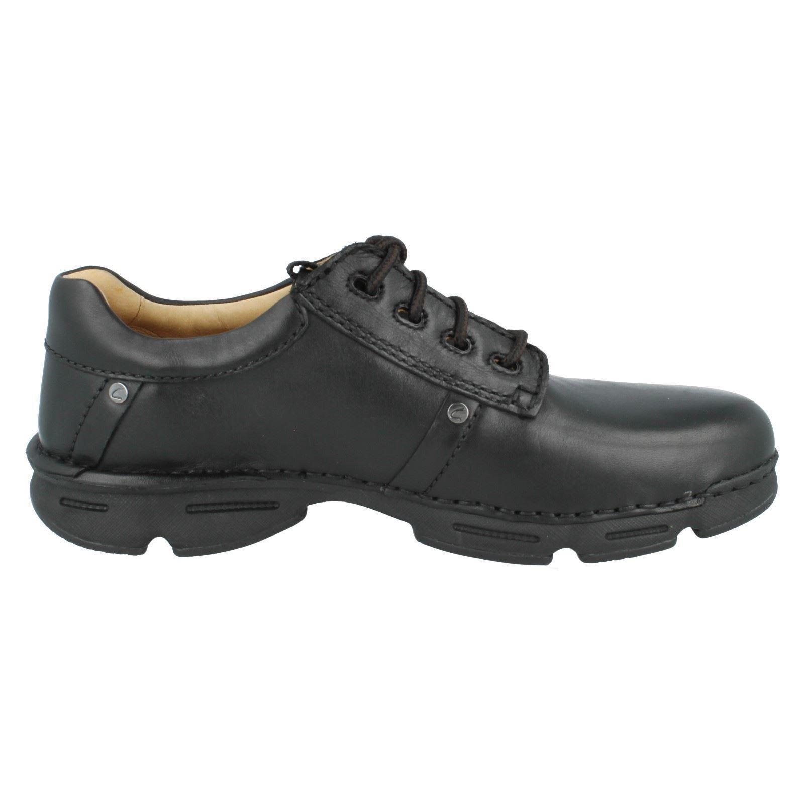Men's Clarks Casual Shoes Rico Park