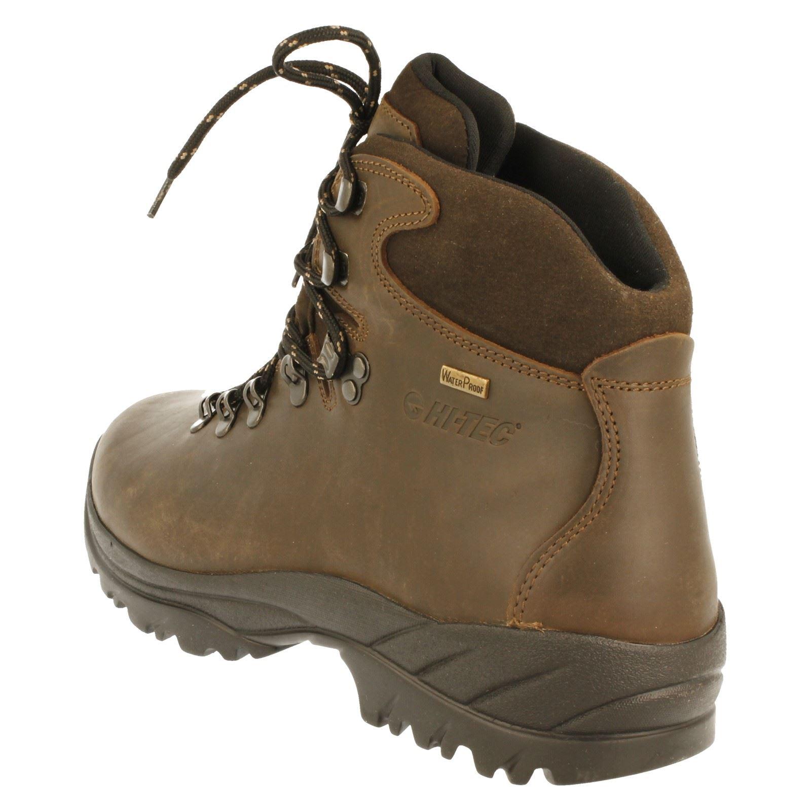 Uomo Hi-Tec Ravine Waterprrof Walking Boots Ravine Hi-Tec -W eadd5d