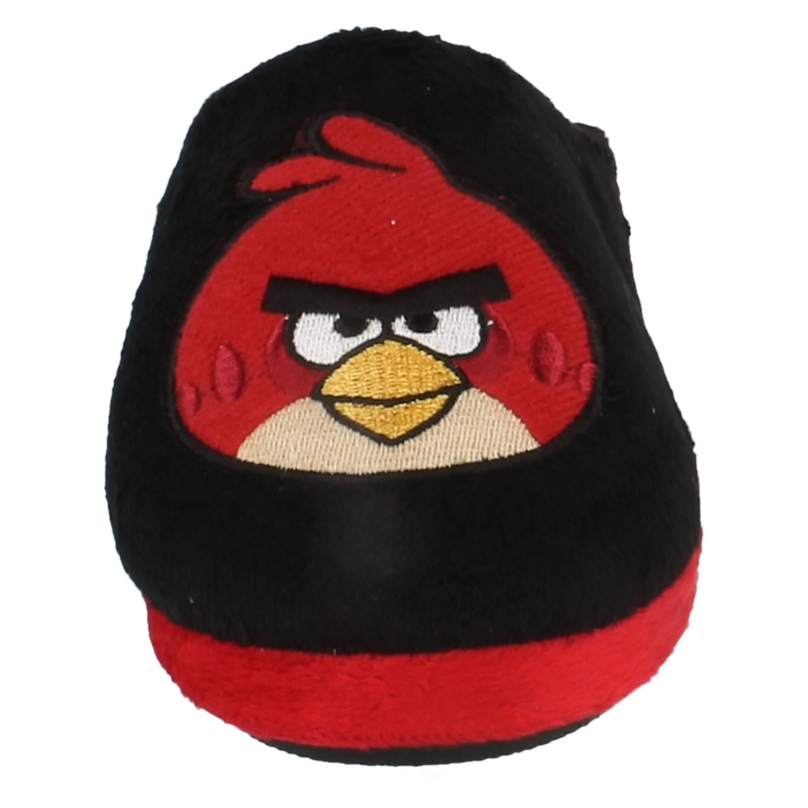 Boys Angry Birds Novelty Mule Slippers OB Angry Birds