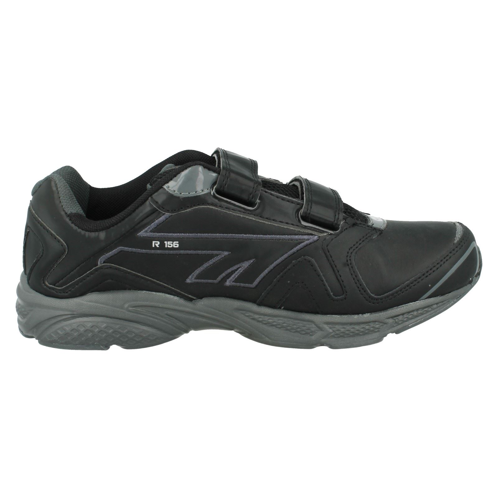 Mens/Boys Hi-Tec Label R156 Trainers