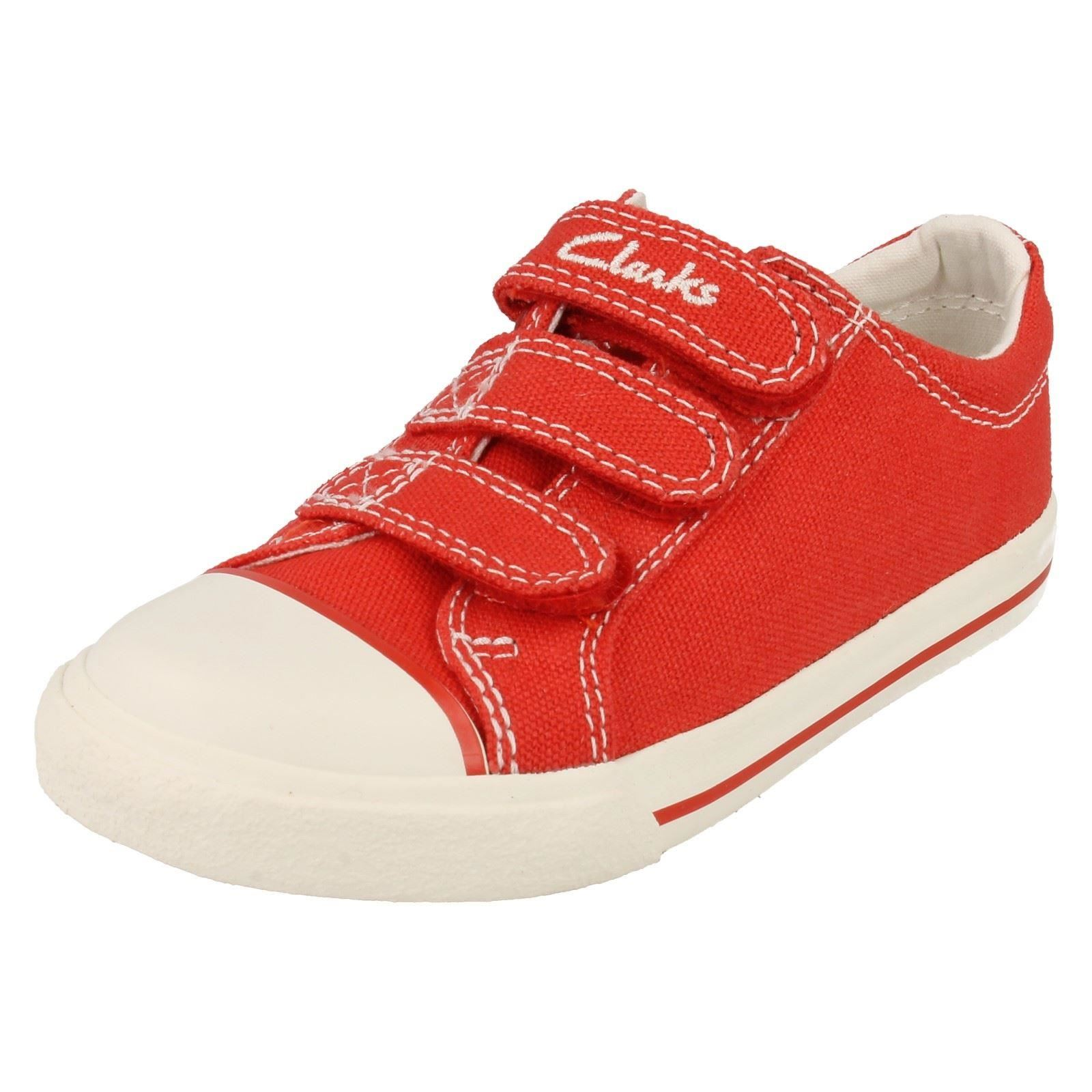 Boys Clarks Shoes Style - Halcy Sky