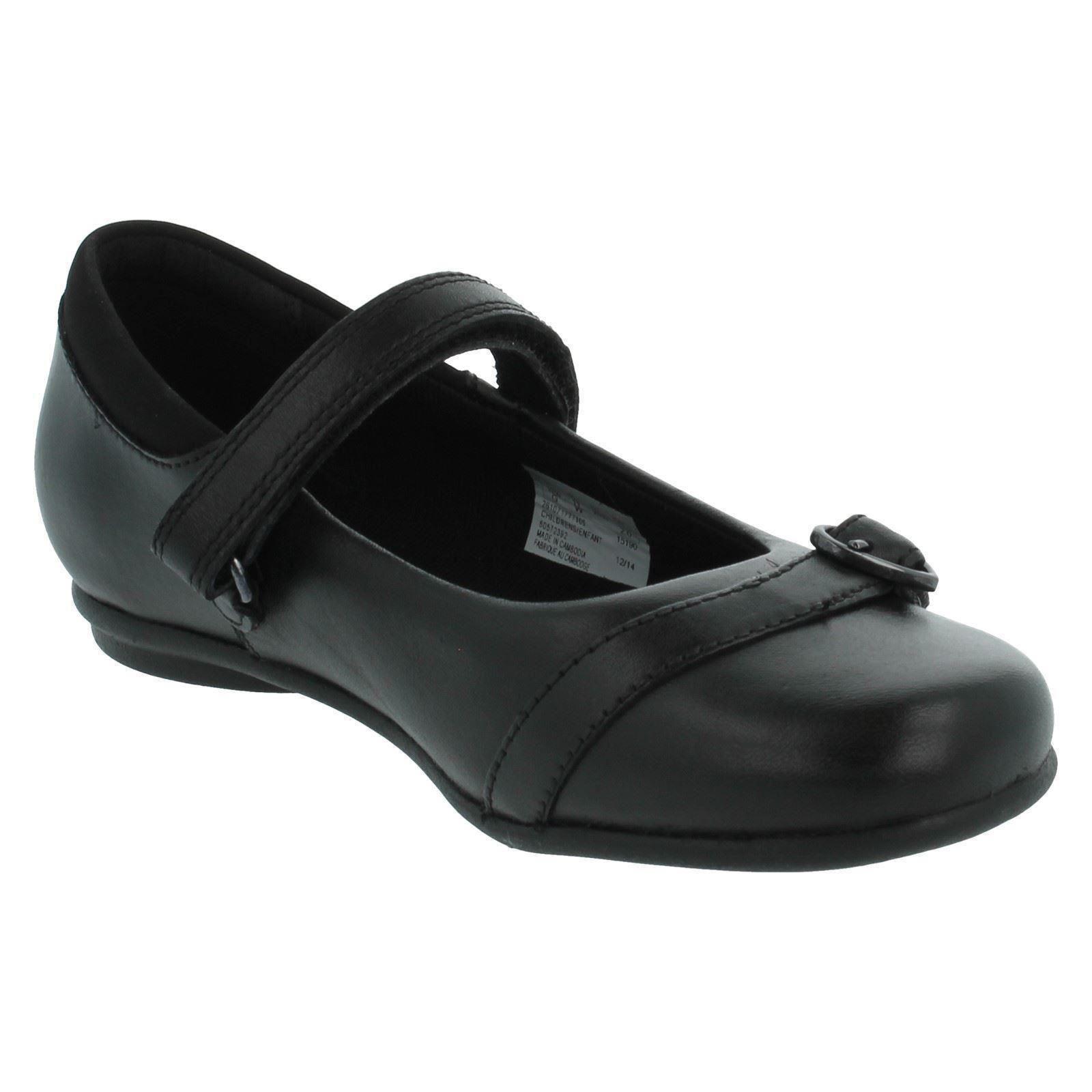 Girls Clarks Shoes Style Tasha Bay