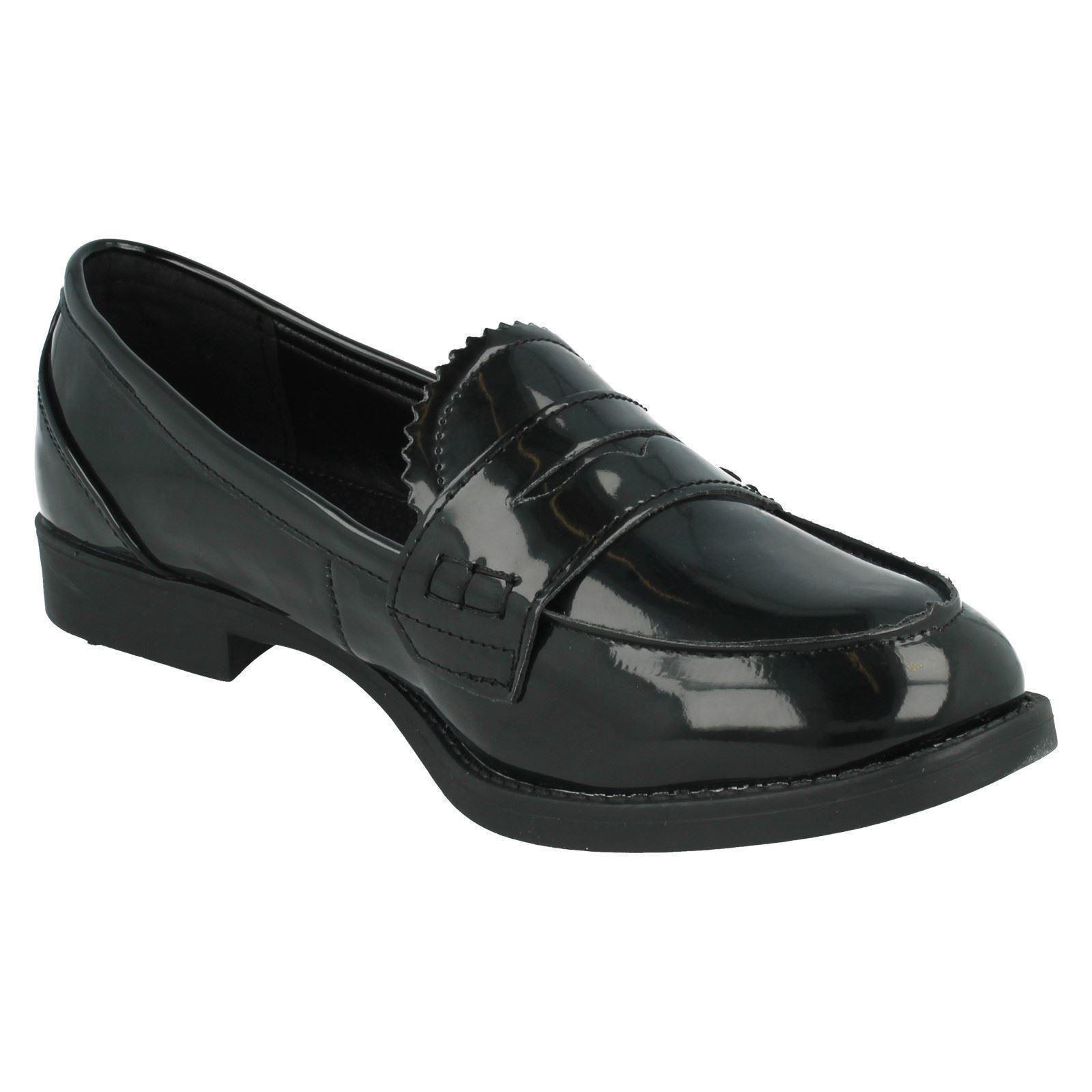 Las niñas en el clavo Zapatos Escolares h3027