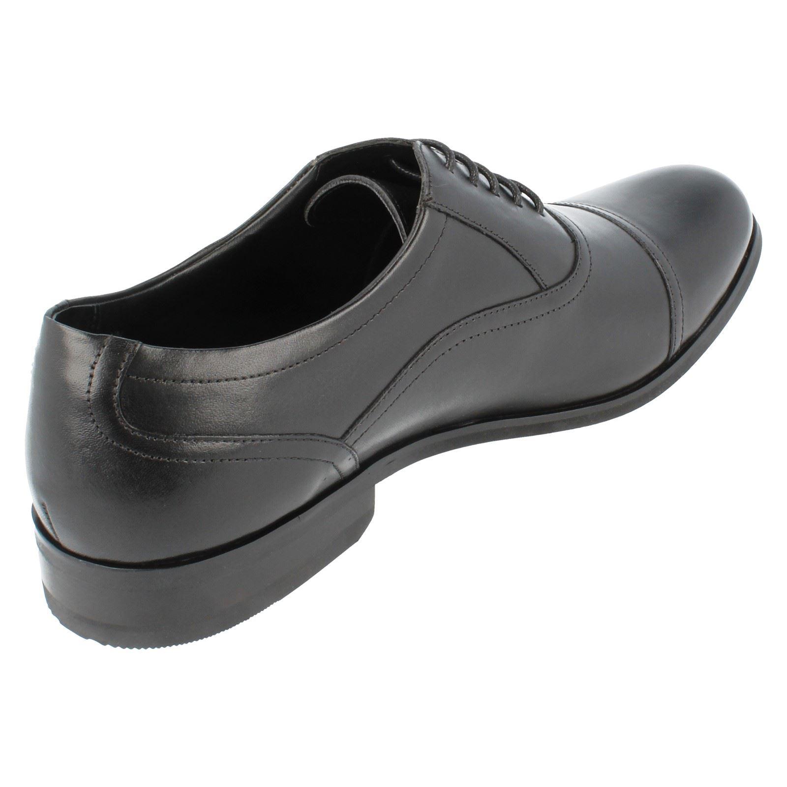 Herren Clarks Lace Up Schuhes Style Brint Cap  N f1152d