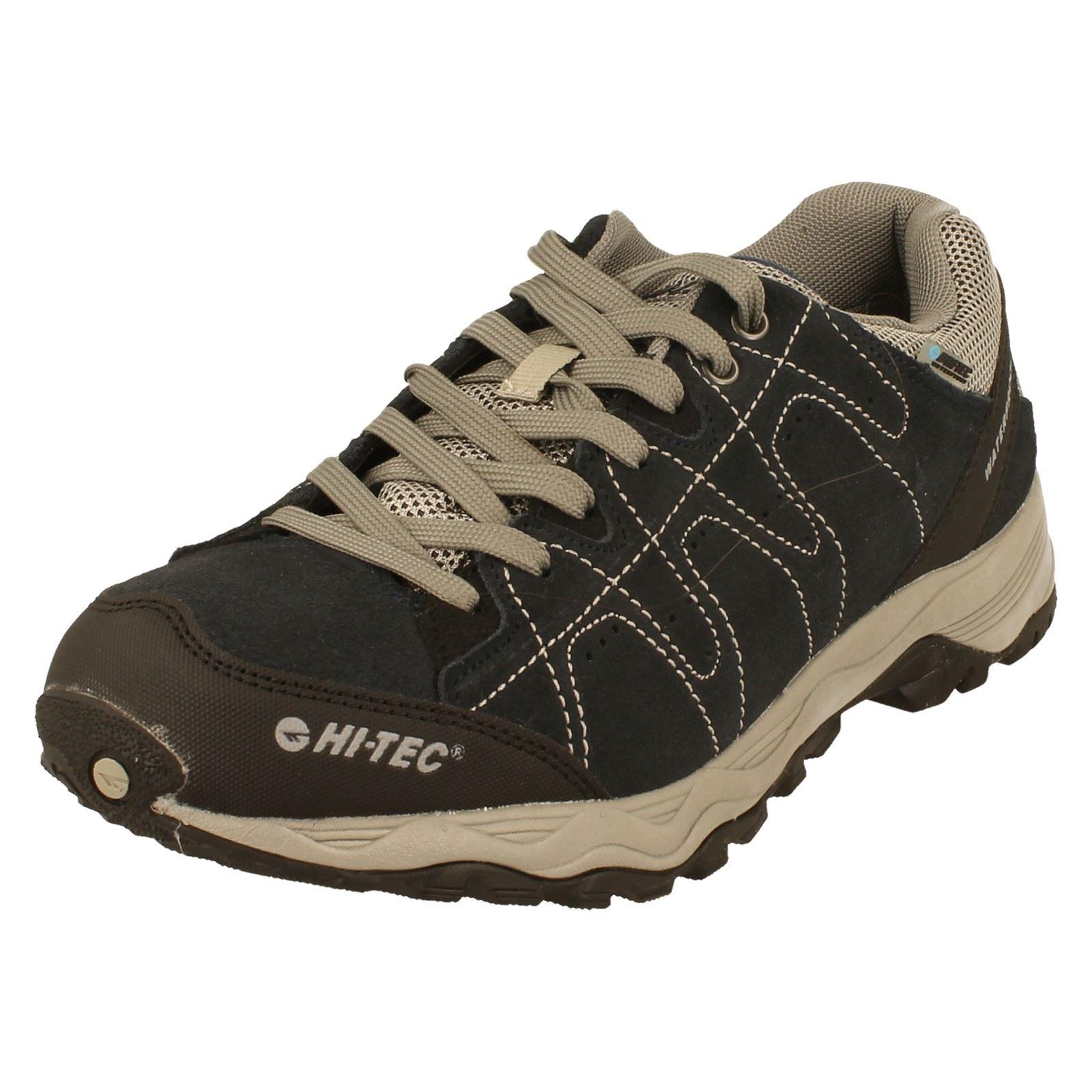 Uomo Hi Tec II Walking Trainers  Libero II Tec Wp-W 7e9794