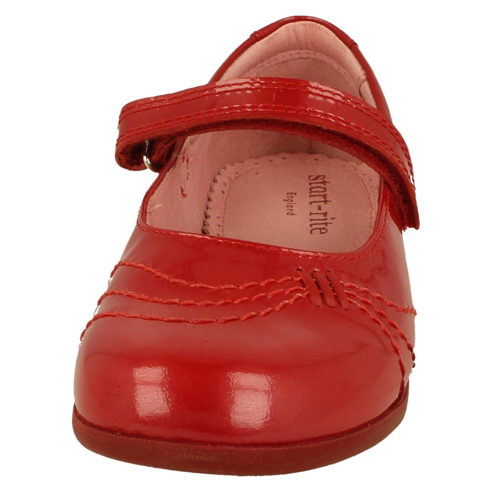 Girls Start Rite Shoes Faye -W