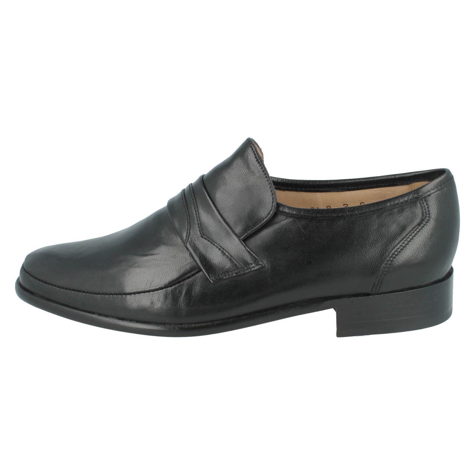 Black Grenson Formal Shoes LabelSwindon Fit G 35022 Mens iOuXTPkZ