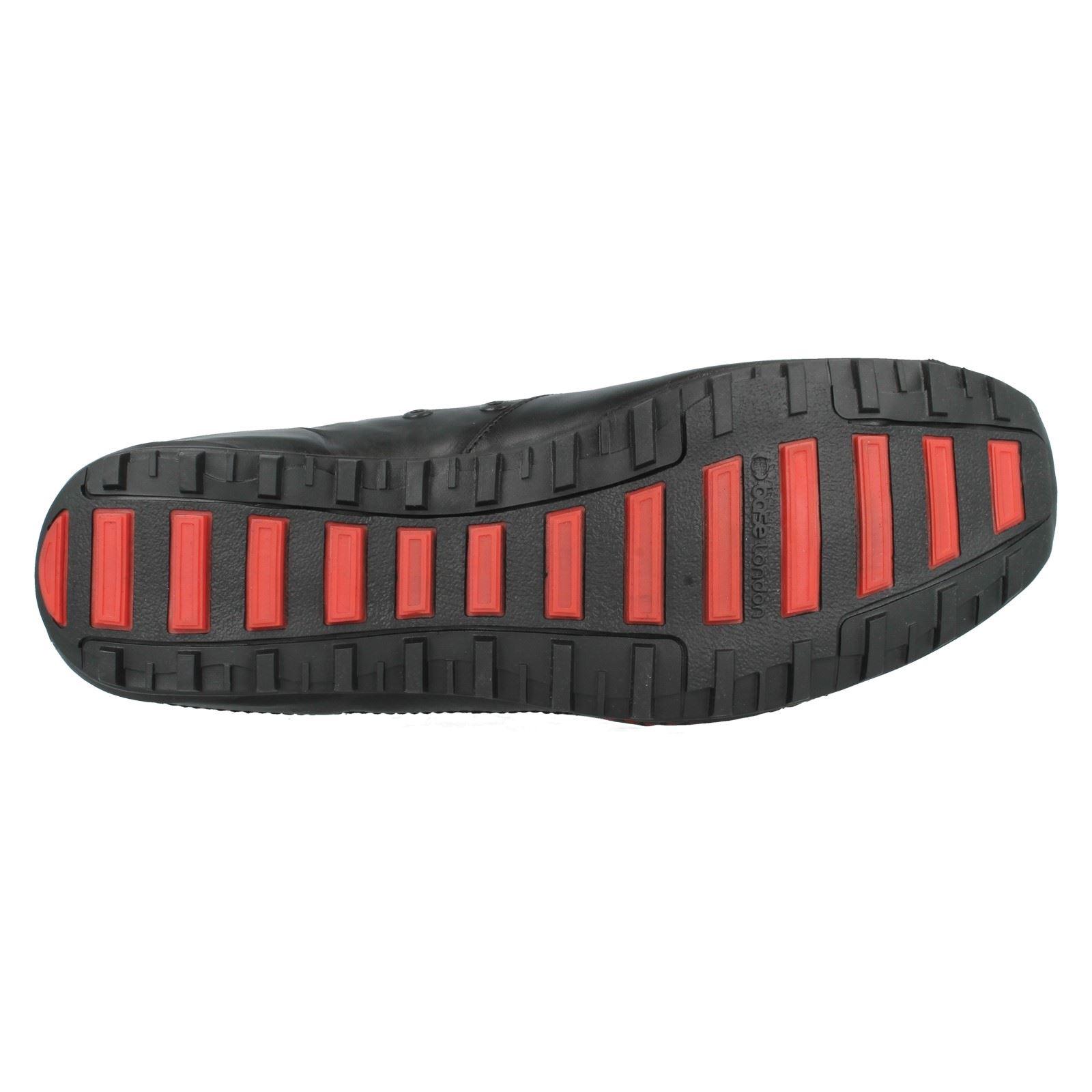Para Hombre Base London Zapatos Casuales Estilo-Primavera Excel