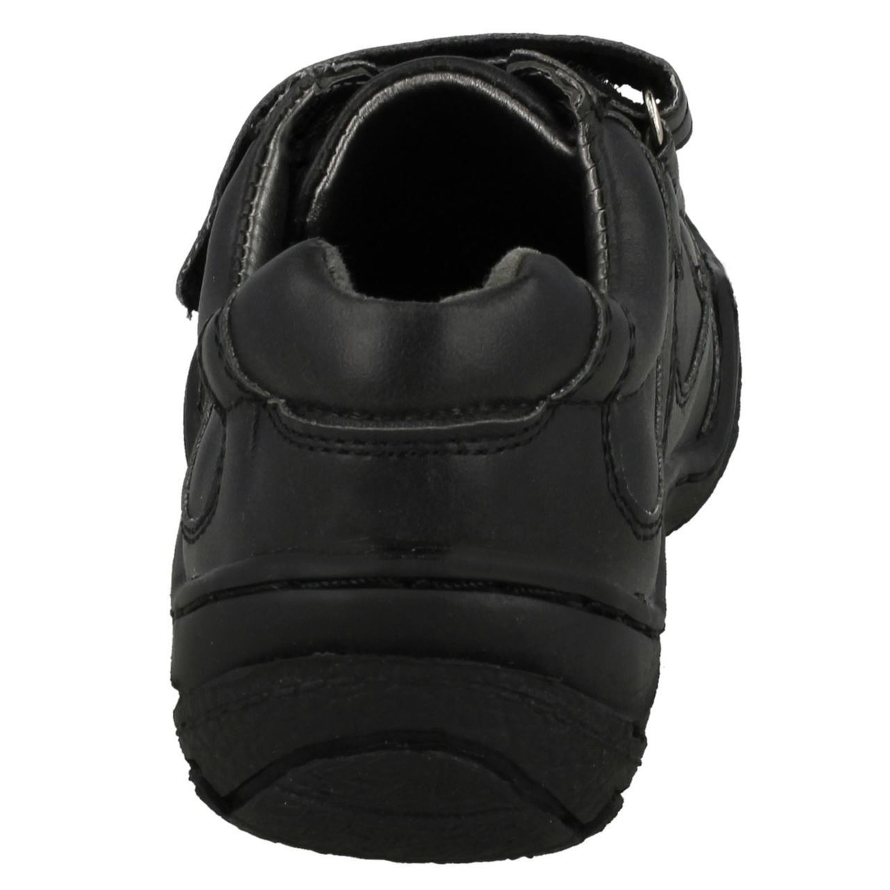Boys JCDees N1024 School Shoes The Style ~ K