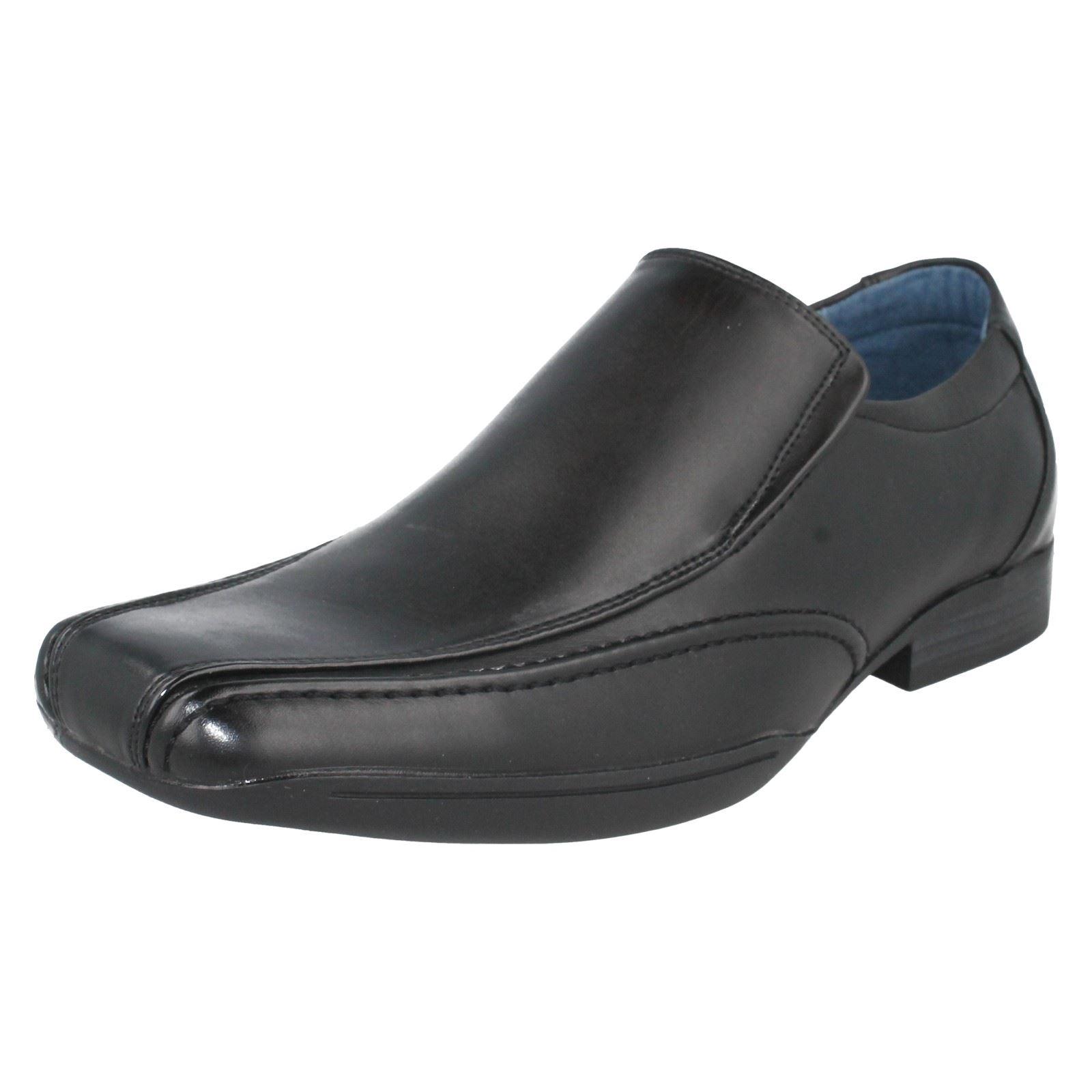 Mens Maverick Formal Slip On Shoes Style A1044
