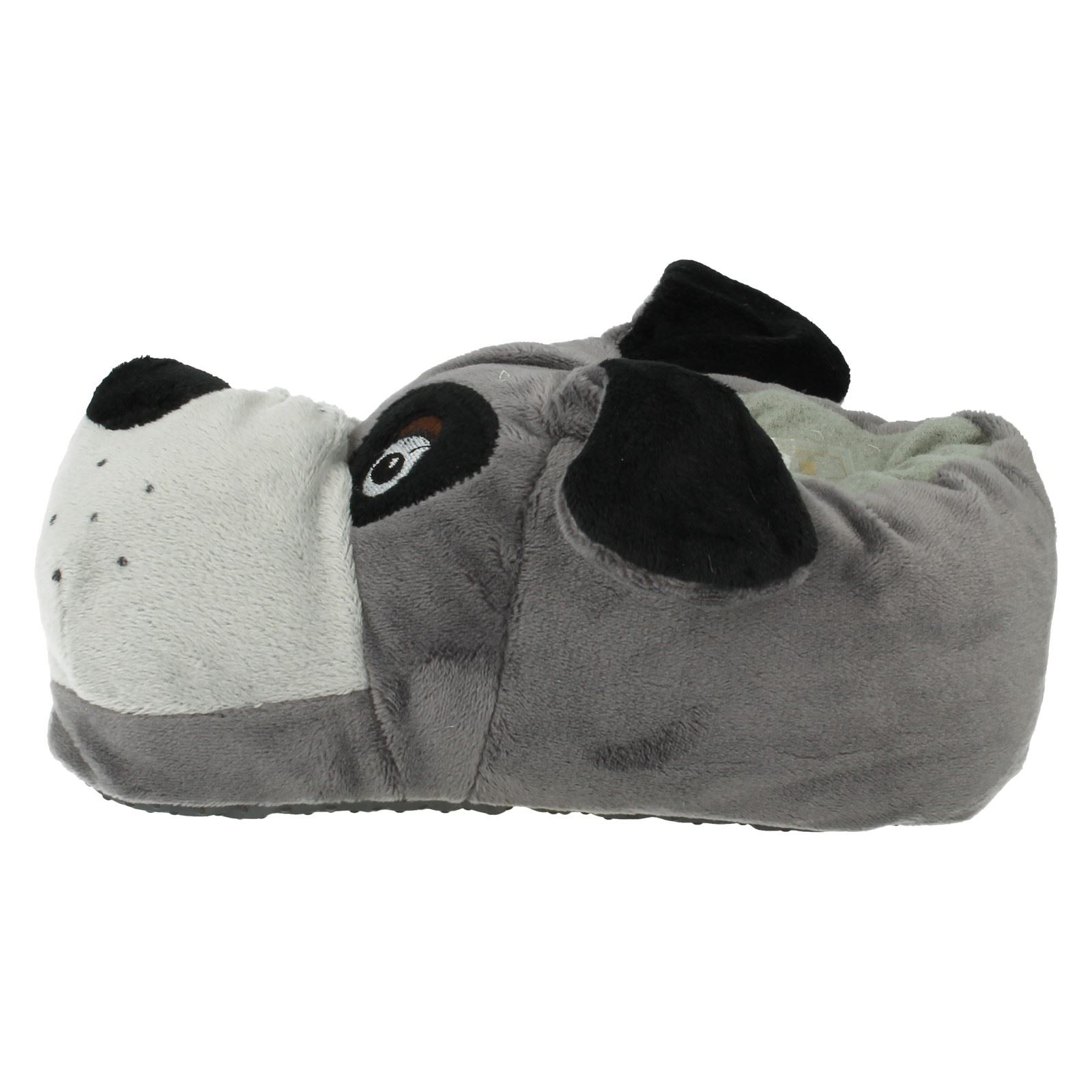 Childrens Eaze Dog Slippers X2073