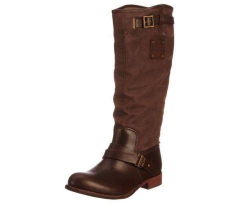 Oruga de cuero señoras de estiloP305617 la rodilla Botas altas Corrine el estiloP305617 de 7273b0