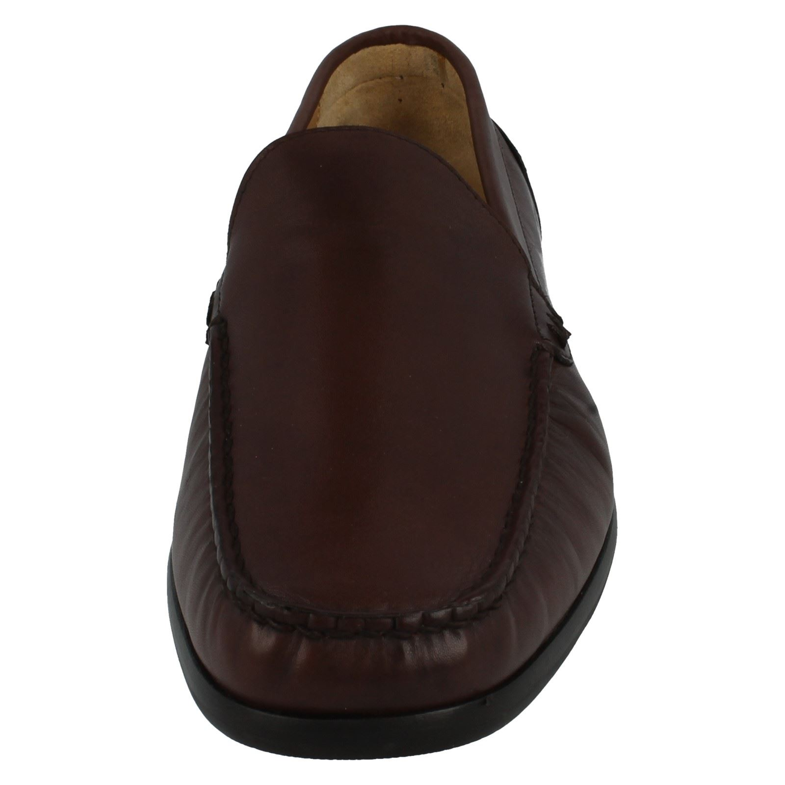 Herren Grenson Slip On On Slip Moccasins Cardiff 9658 Fit F bdc441
