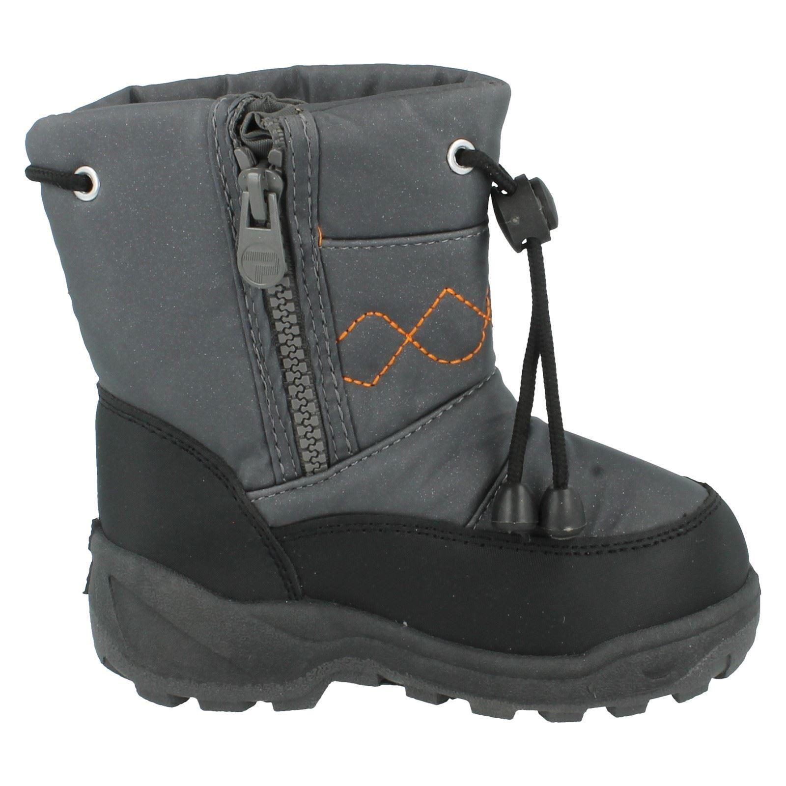 Children Reflex Snow Boots The Style - 8.561801 /N2011