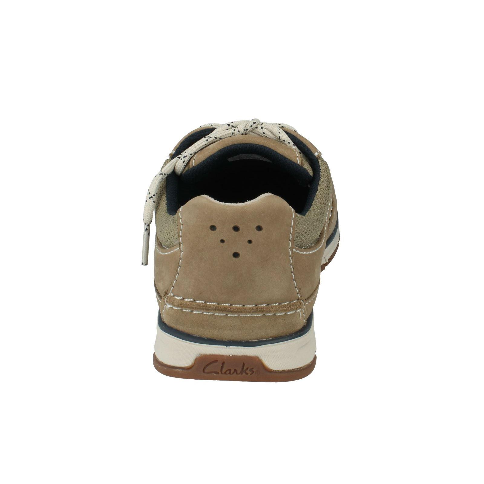 Homme clarks clarks clarks chaussures de loisirs étiquette-beachmont edge   Apparence Attrayante  b1eb92