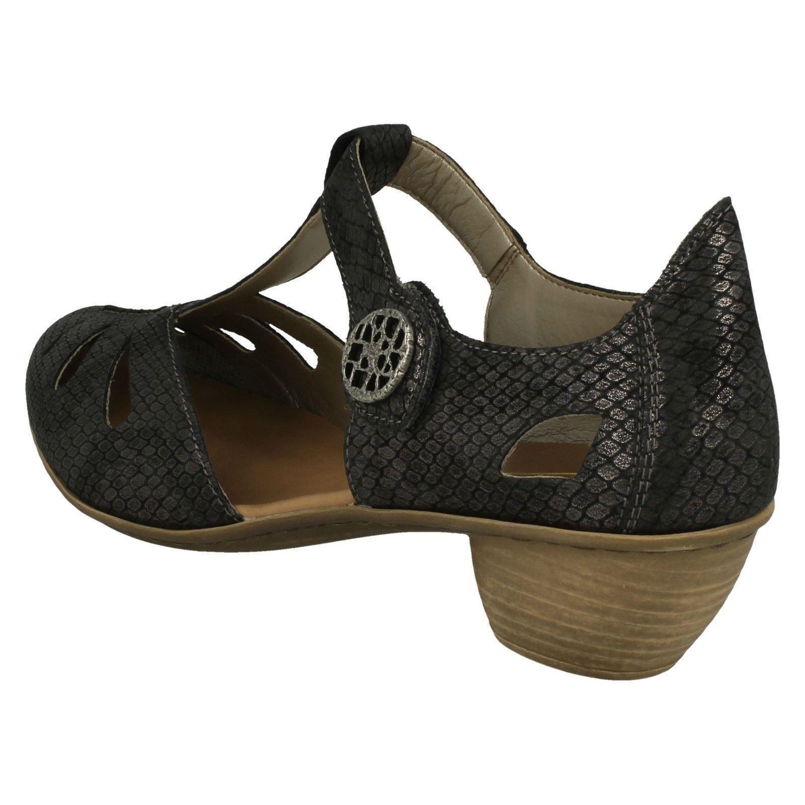 mesdames rieker chaussures 43750 de haute qualité et couleurs couleurs et vives directe des frais généraux a96e36