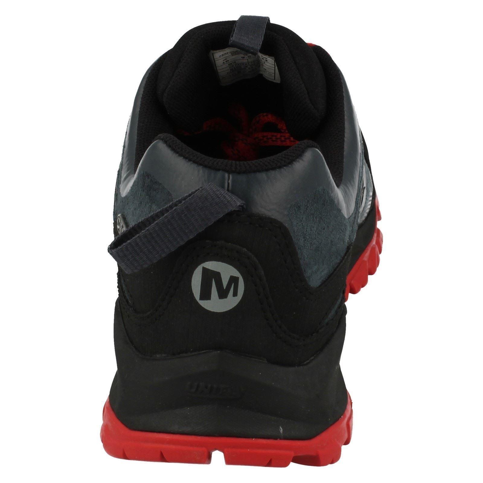 Mens Merrrell Trainers Capra Bolt Leather WTPF