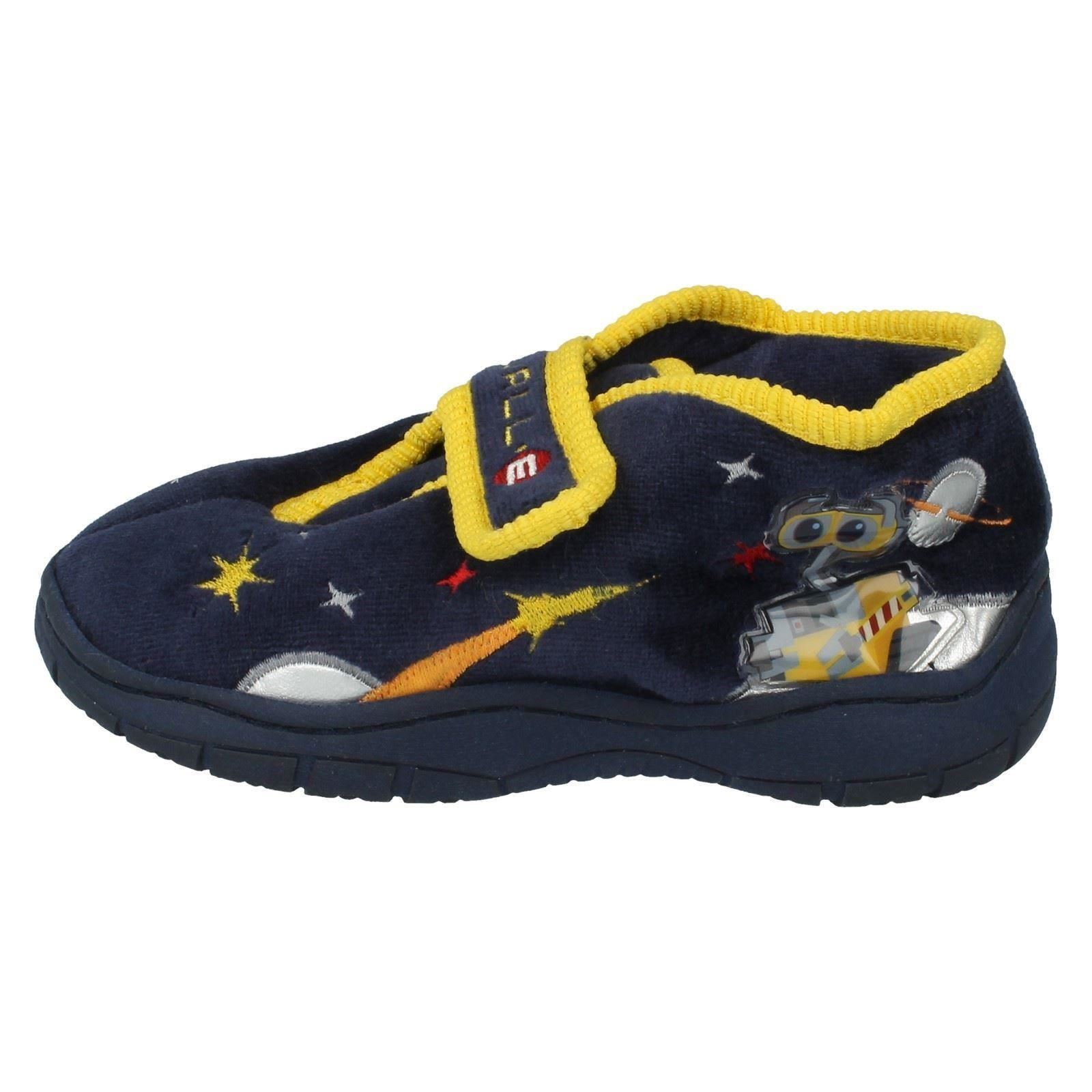 Boys Disney Slippers Label Pixar Walle