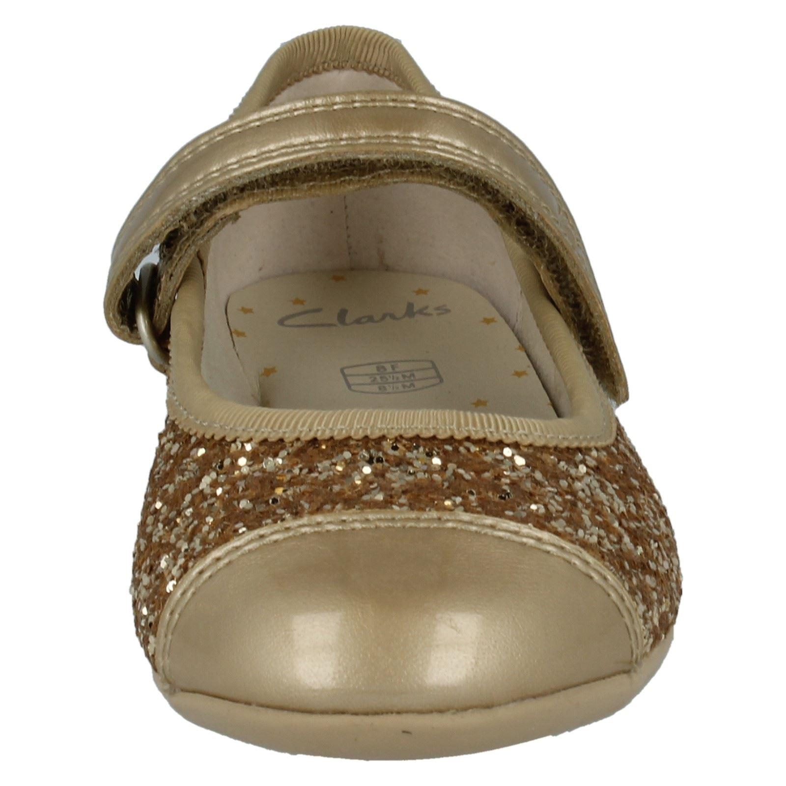 Girls Clarks Shoes Style - Dance Idol Pre