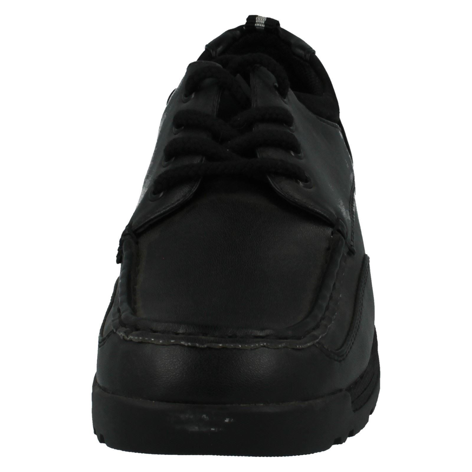 Boys Spot On Shoes N1002