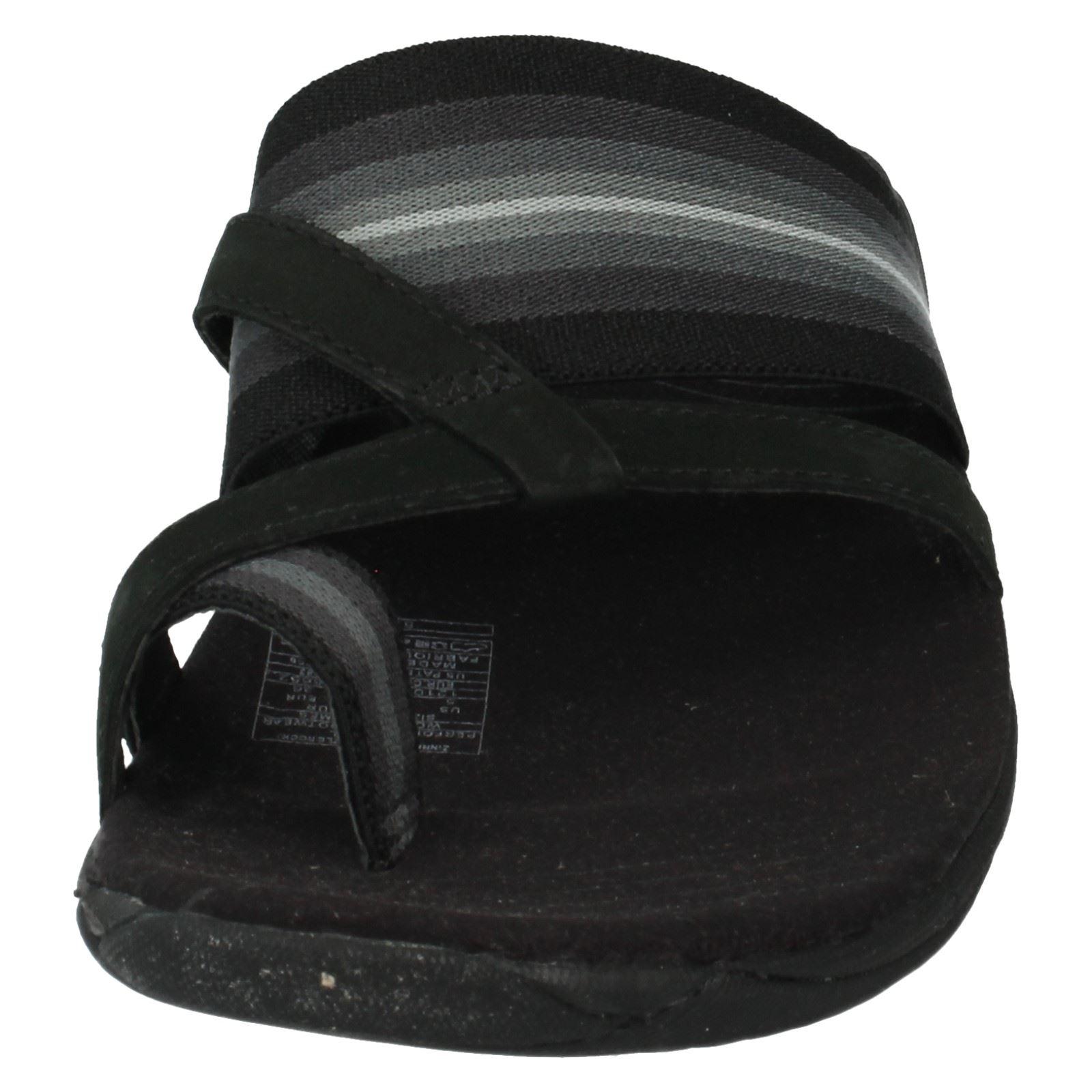 Ladies Merrell Elasticated Strap Sandals Label - Zinnia  93ba66213c1