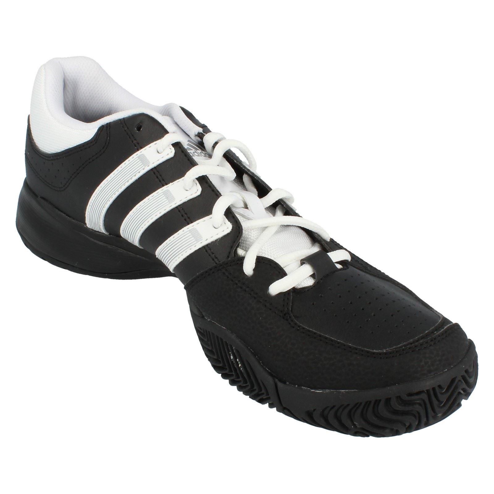 Da Uomo Adidas Sport Trainer Ambition v11 STRISCIA ~ N N ~ 622008