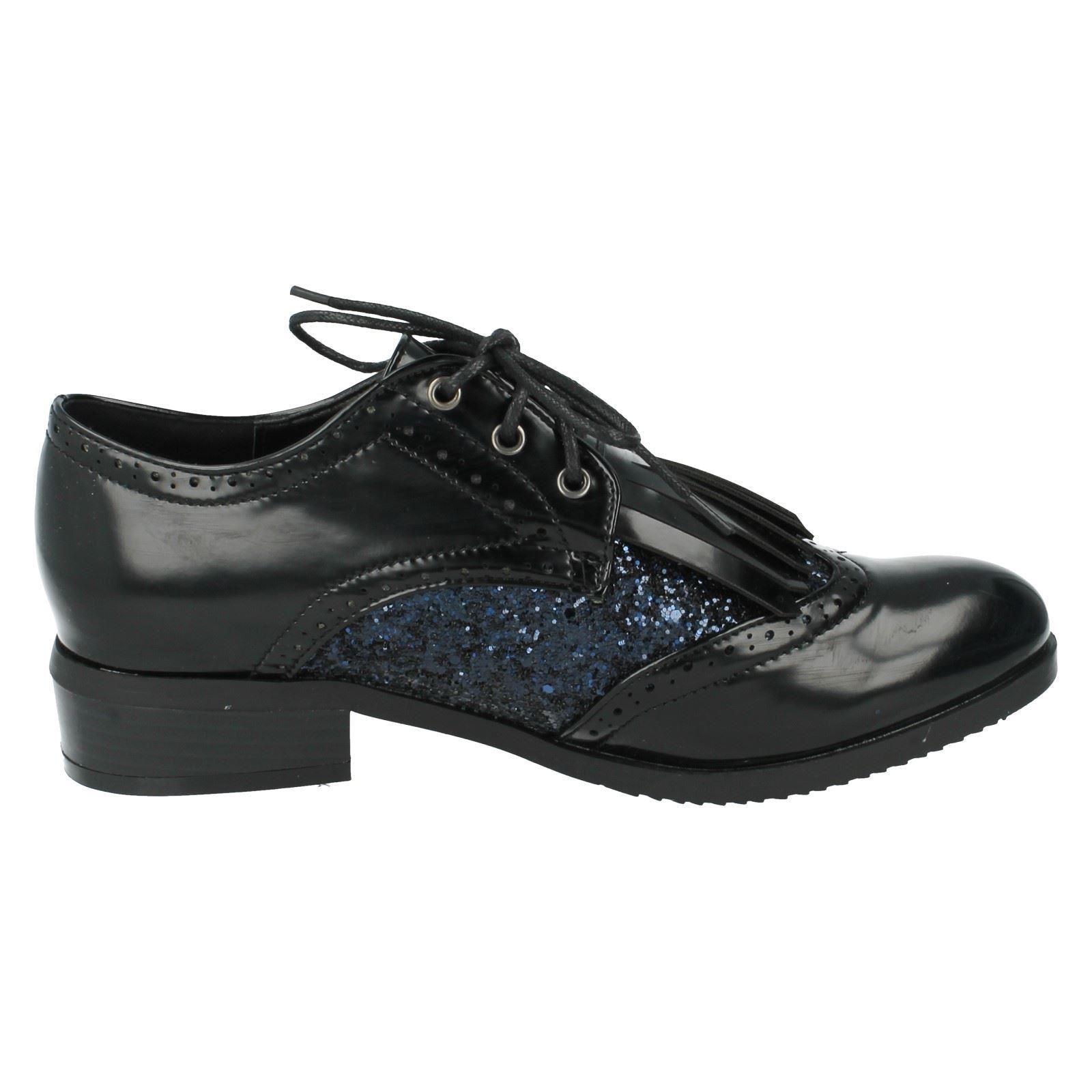 Señoras Spot en Casual Zapatos-Estilo f9842