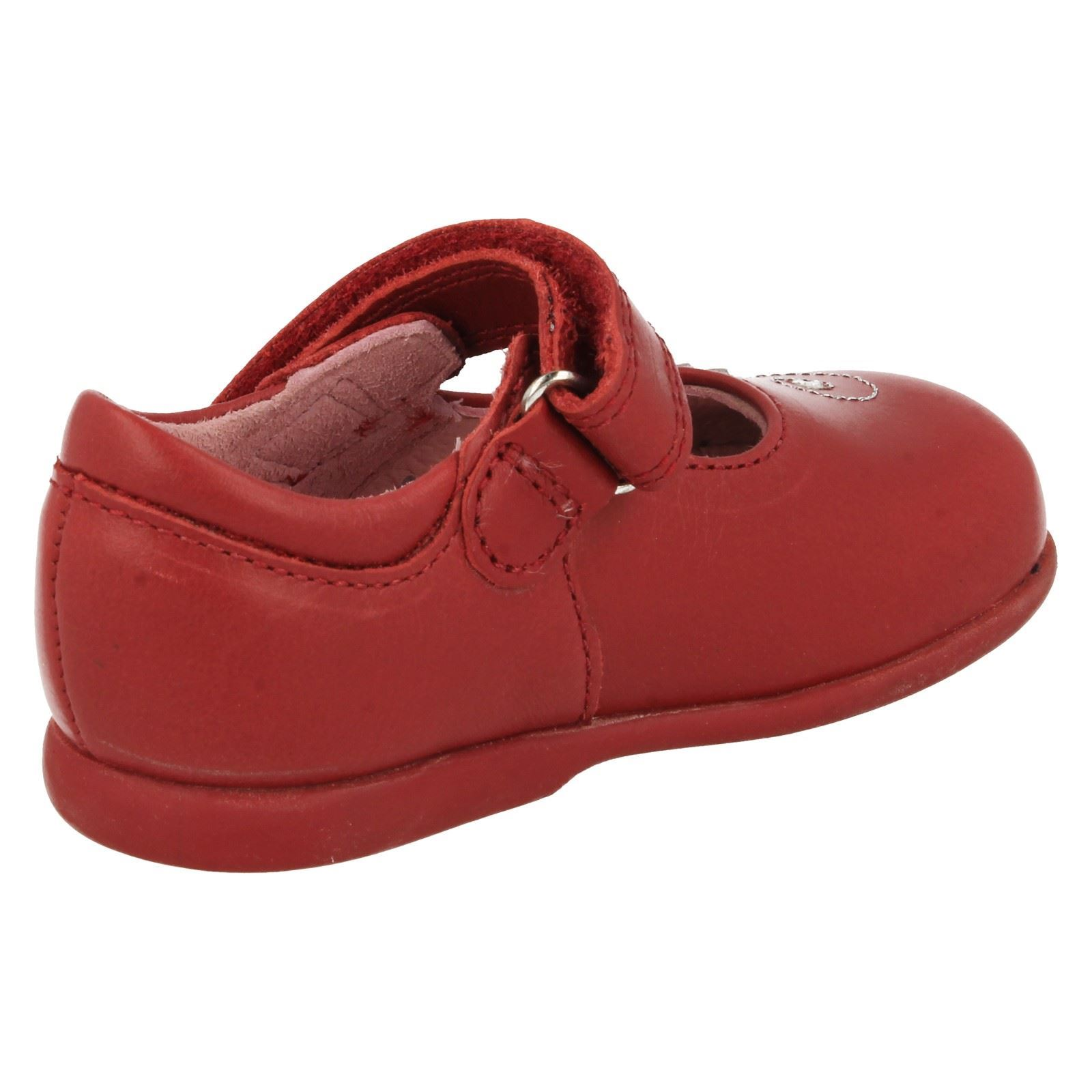 Girls Start Rite First Shoes Style Lily -W