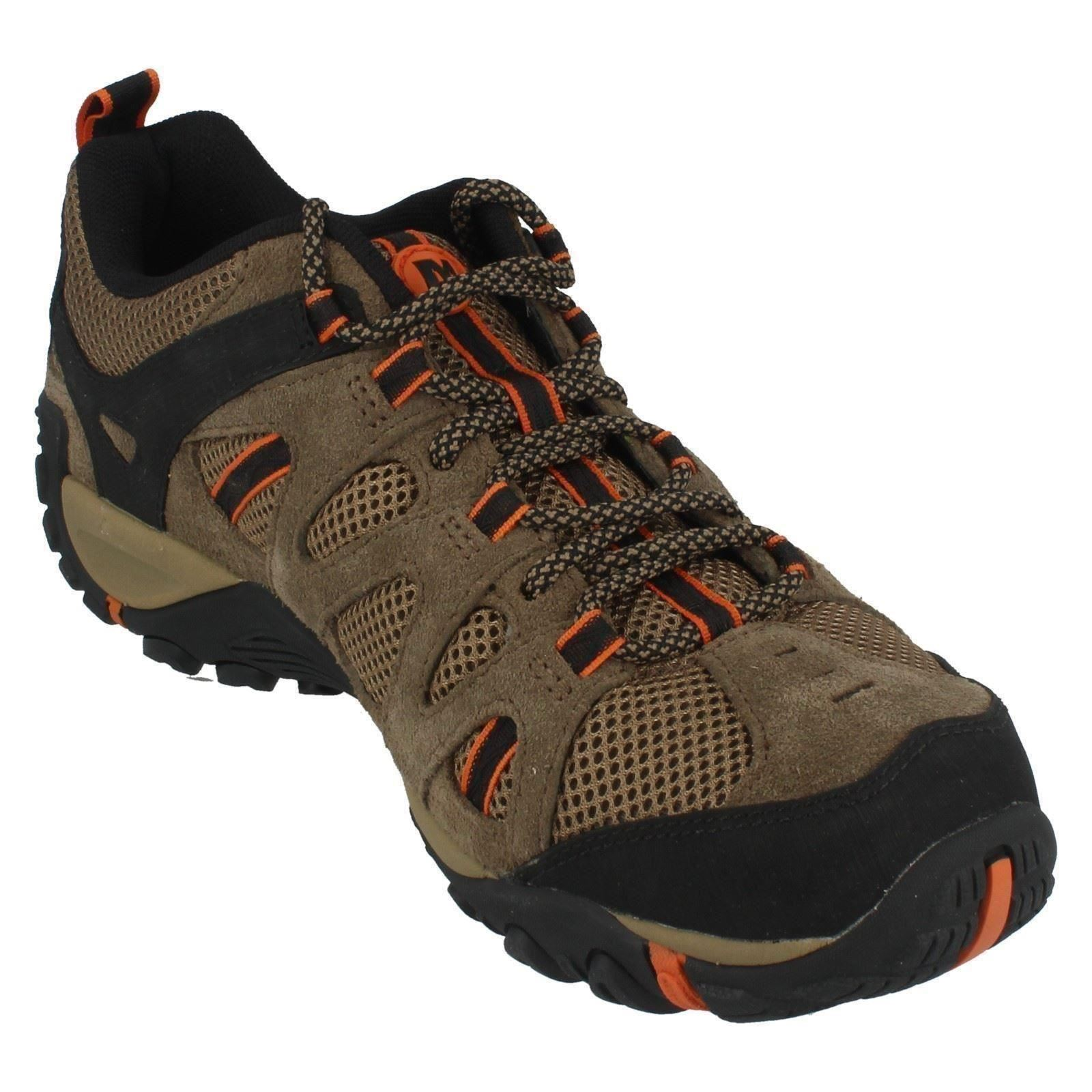 Mens Merrell Lace Up ~ Trainer Style Yokota Ascender Vent ~ Up N ec3cc3