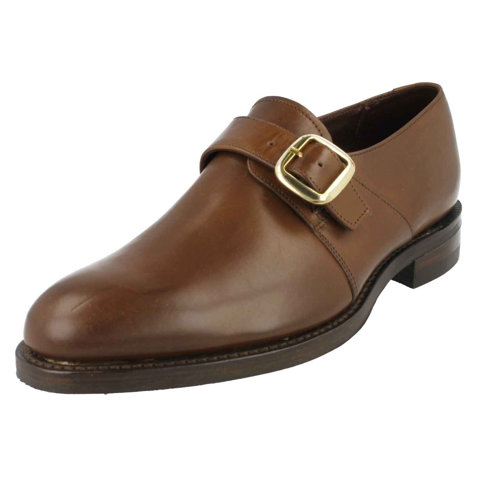 Mens Loake Formal Leather F Fitting Shoes the Style - Fleet