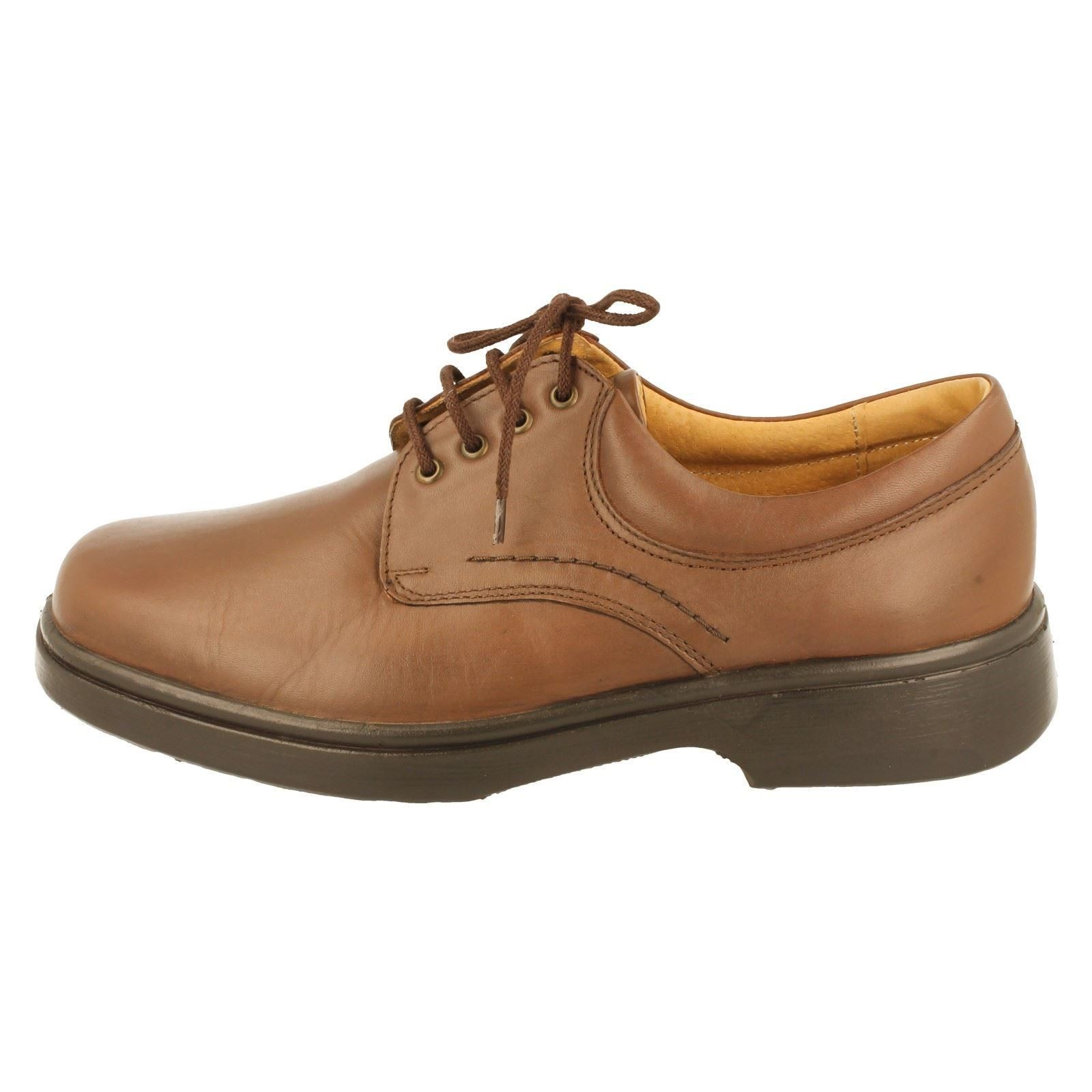 Mens DB Lace Up Shoes Shannon-W