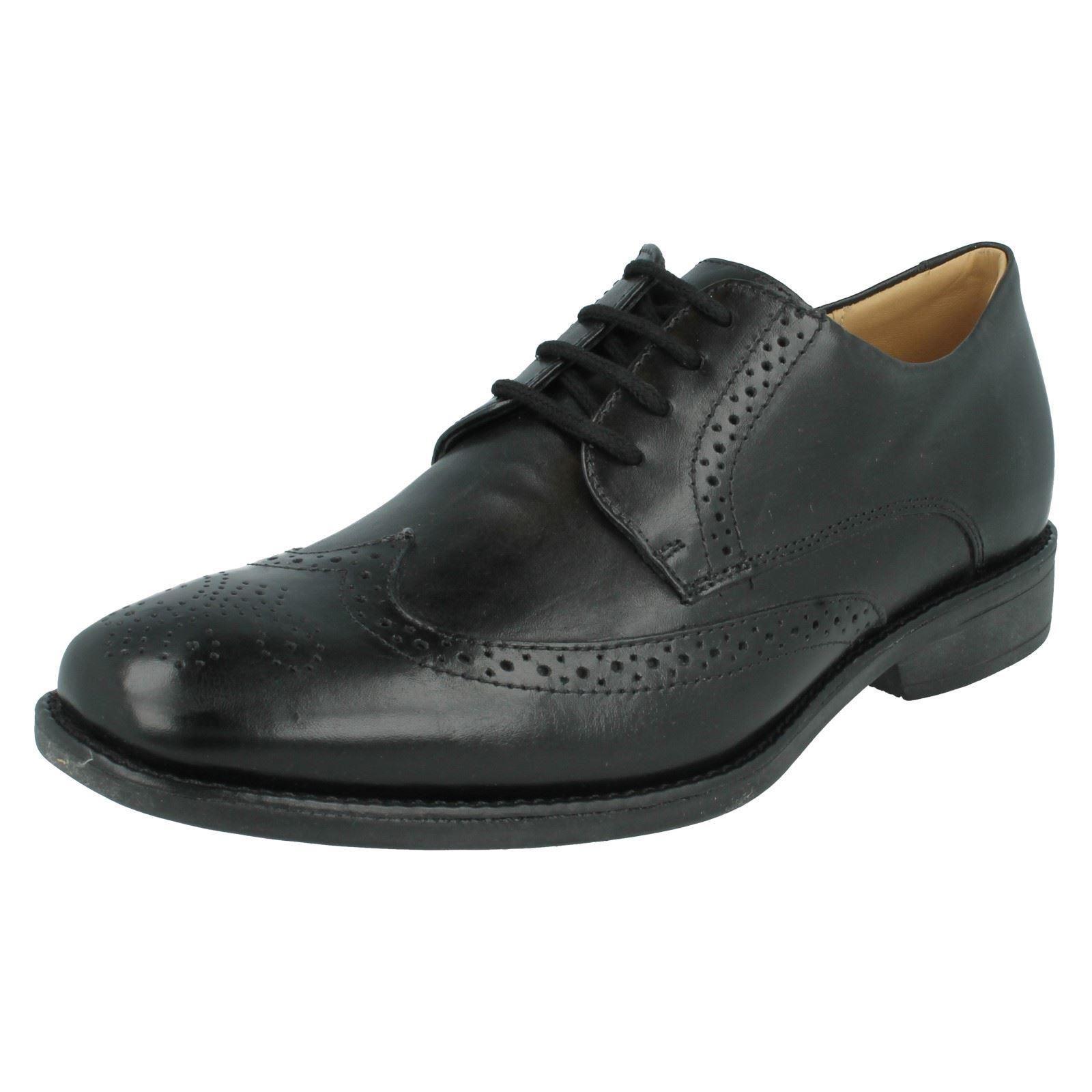 Mens Anatomic & Co 'Mococa' Leather Shoes Label ' K Q4YhF8h