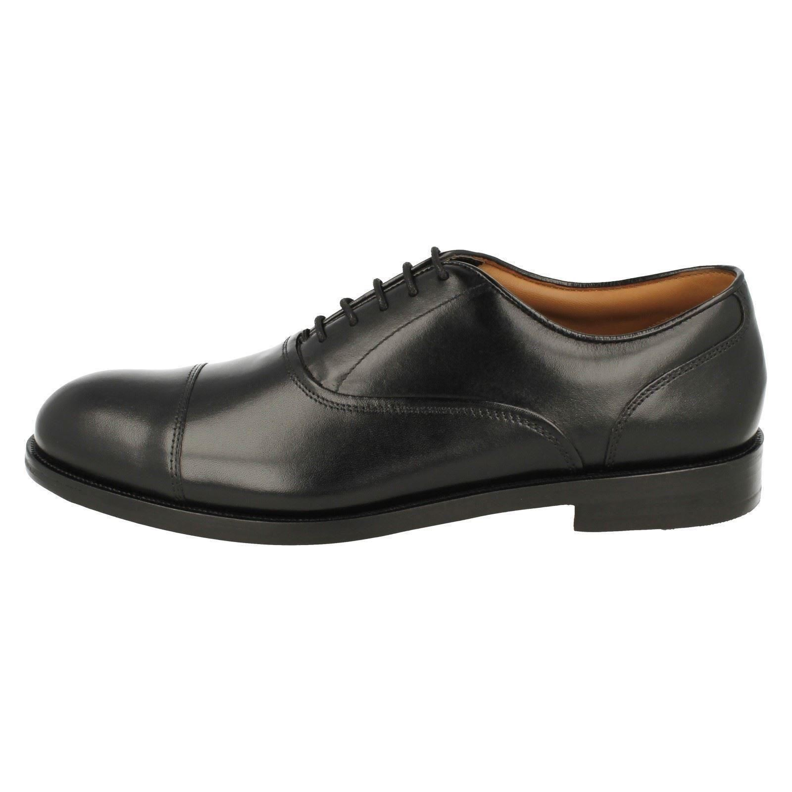 Men's Clarks Formal Lace Up Shoes The Style - Coling Boss