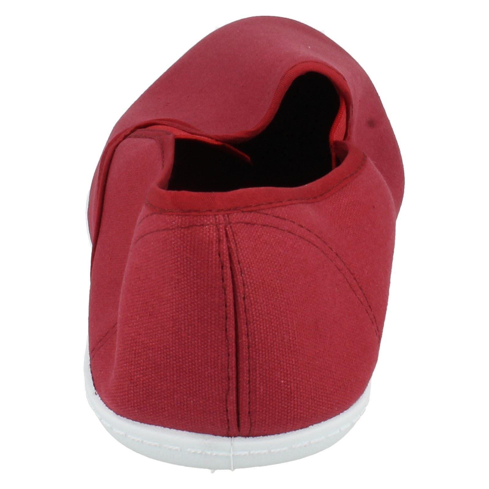 Para Hombre Unbranded Slip On Canvas Shoes el estilo a1096