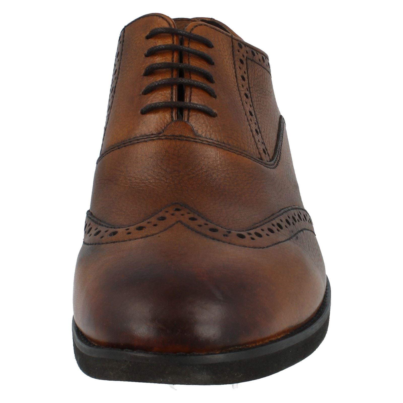 Para Hombre Base London Cuero Casual lazada Zapatos Wentworth Mto