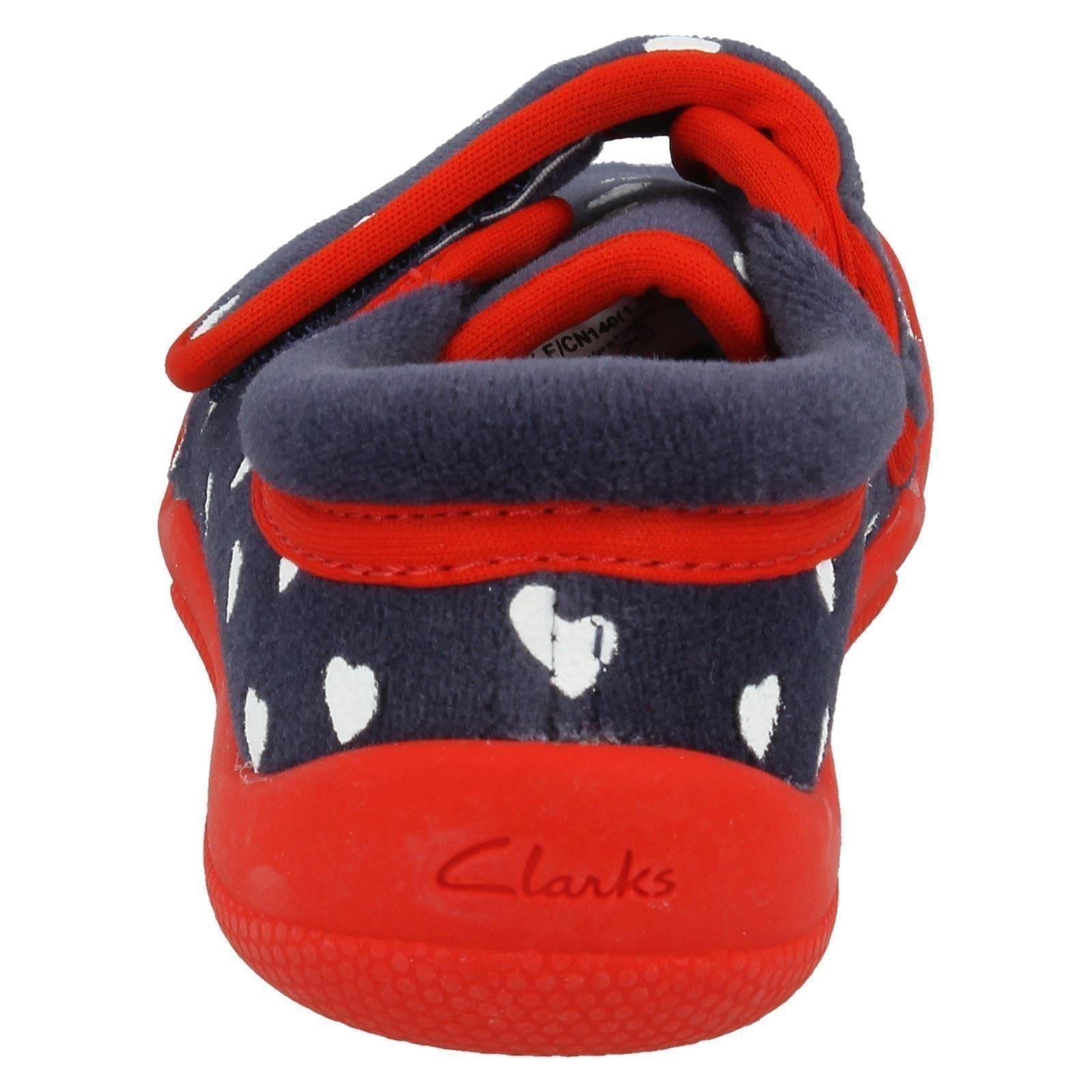 Girls Clarks Slippers Cuba Elle