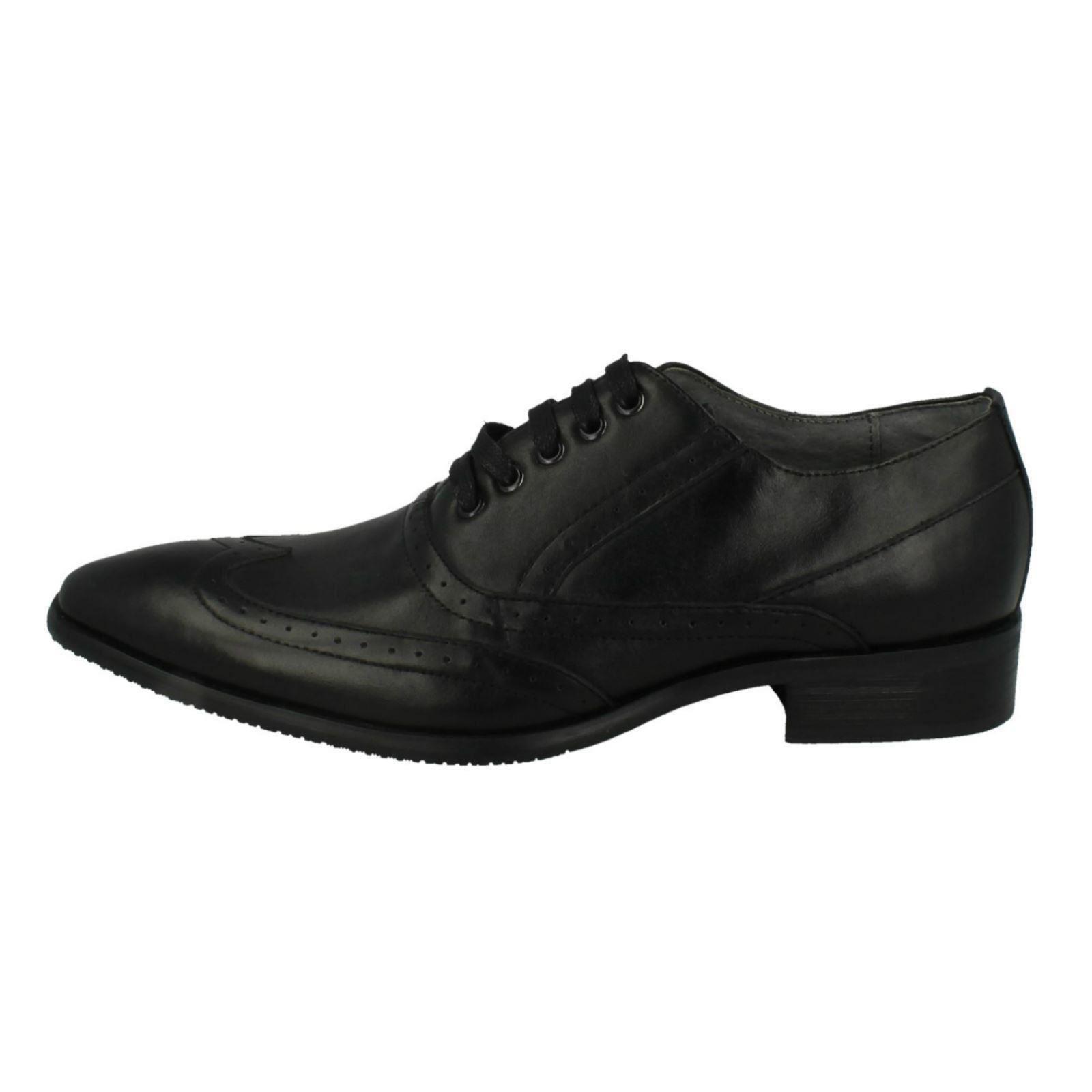 Zapatos para hombre Malvern A2129 formal Brogue ~ K