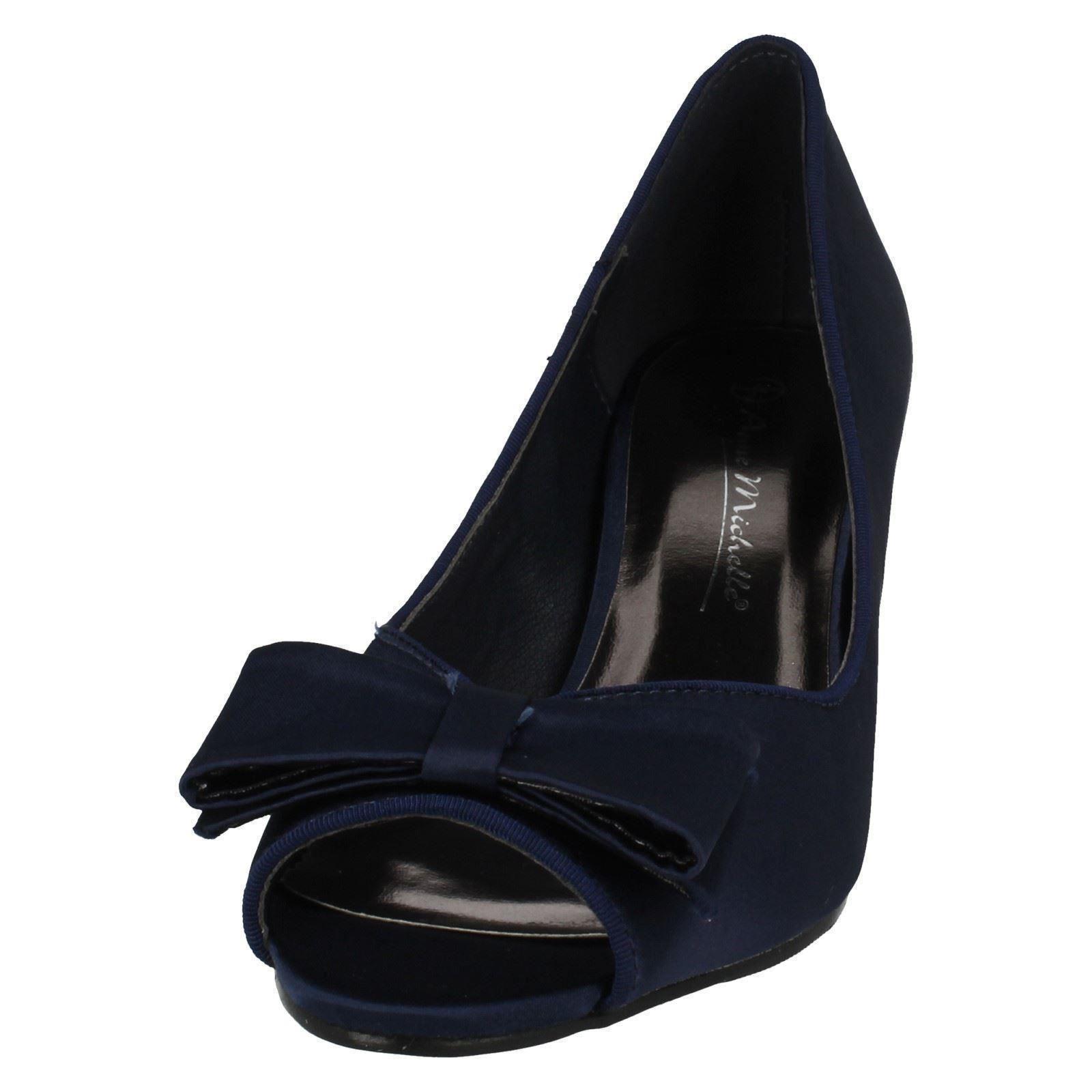 Damas Anne Michelle Zapatos Formales Etiqueta F10308-W