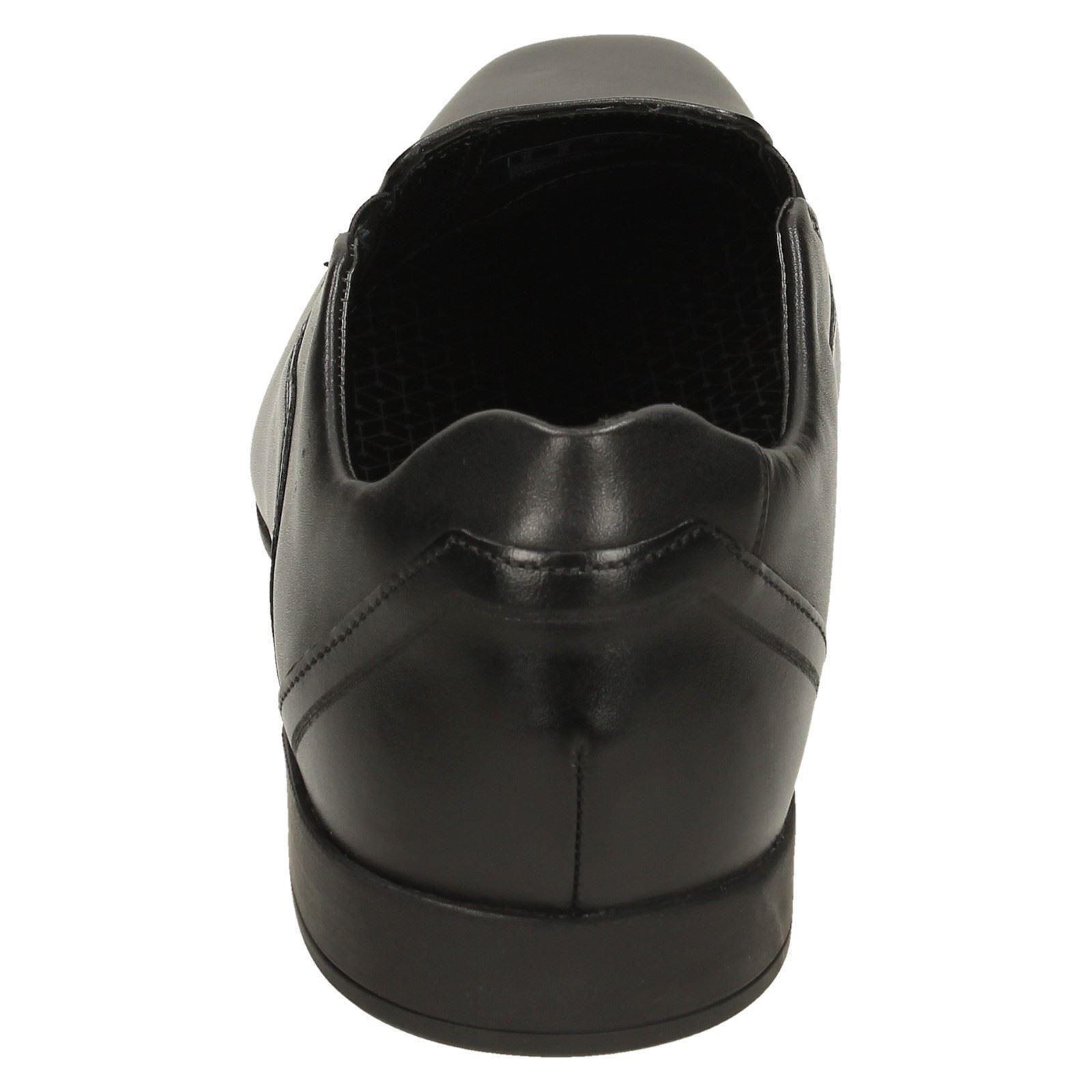 Hombre Clarks Formal Formal Formal Mocasines estilo-règlement Slip 697106