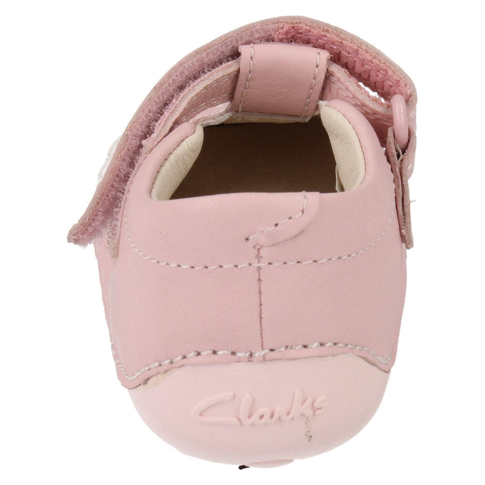Girls Clarks First Shoes Style- Little Linzi