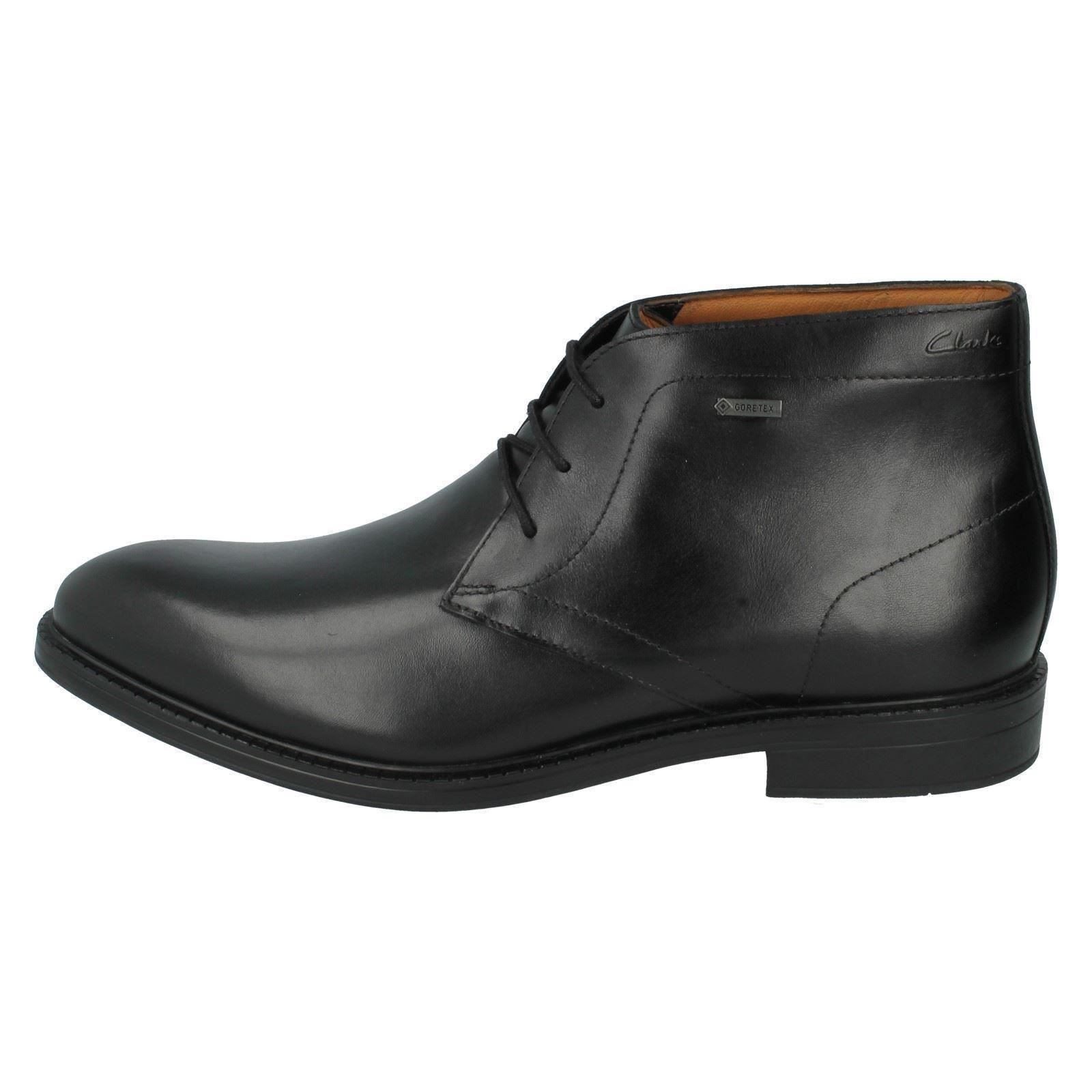 6848f7a08f73 Men s Clarks Casual Ankle Boots Chilver Hi GTX