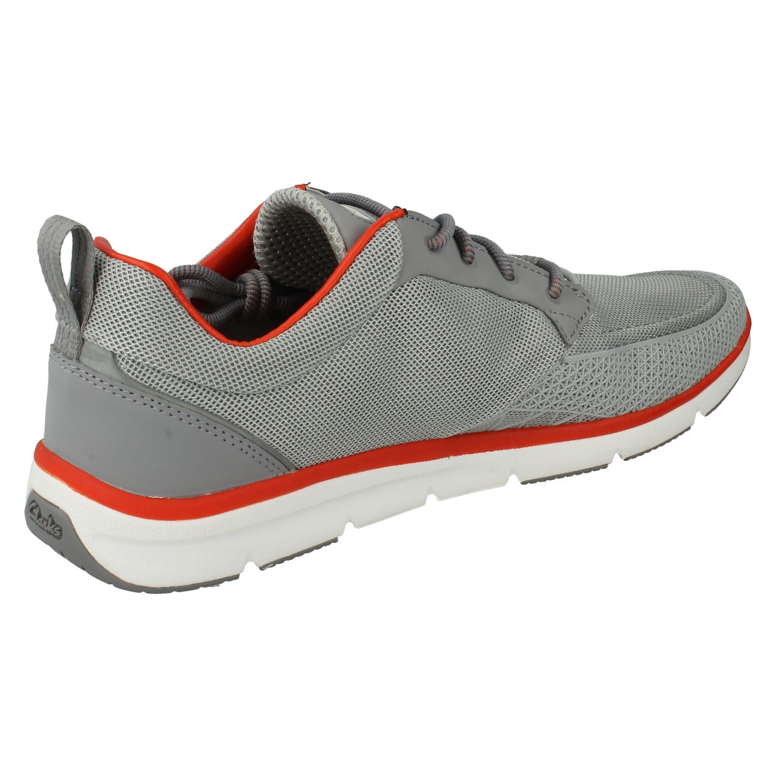 s clarks sports shoes style orson lite ebay