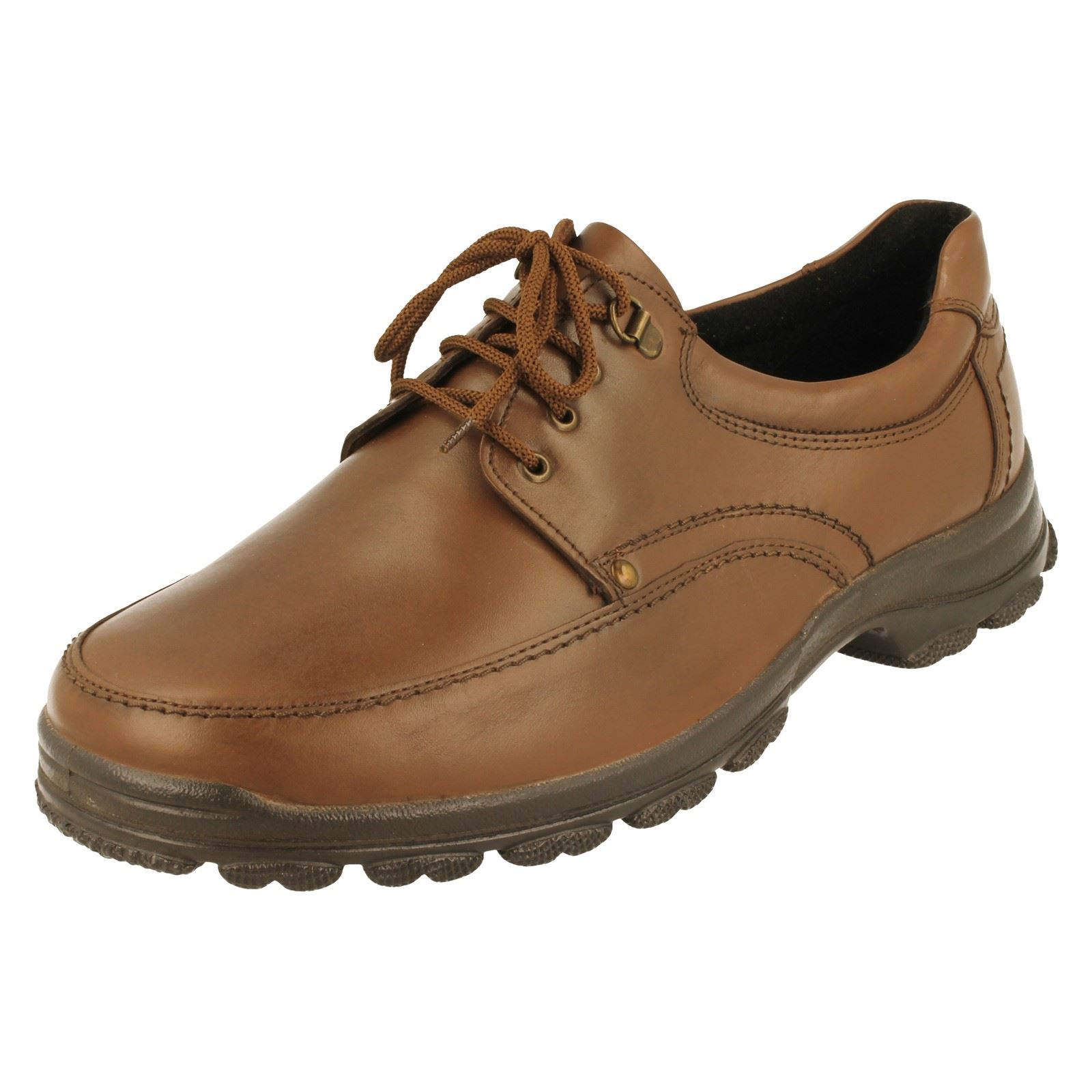 Mens DB Shoes Wide Fitting Lace Up The Style Hebden-W Hebden-W Hebden-W 466d59