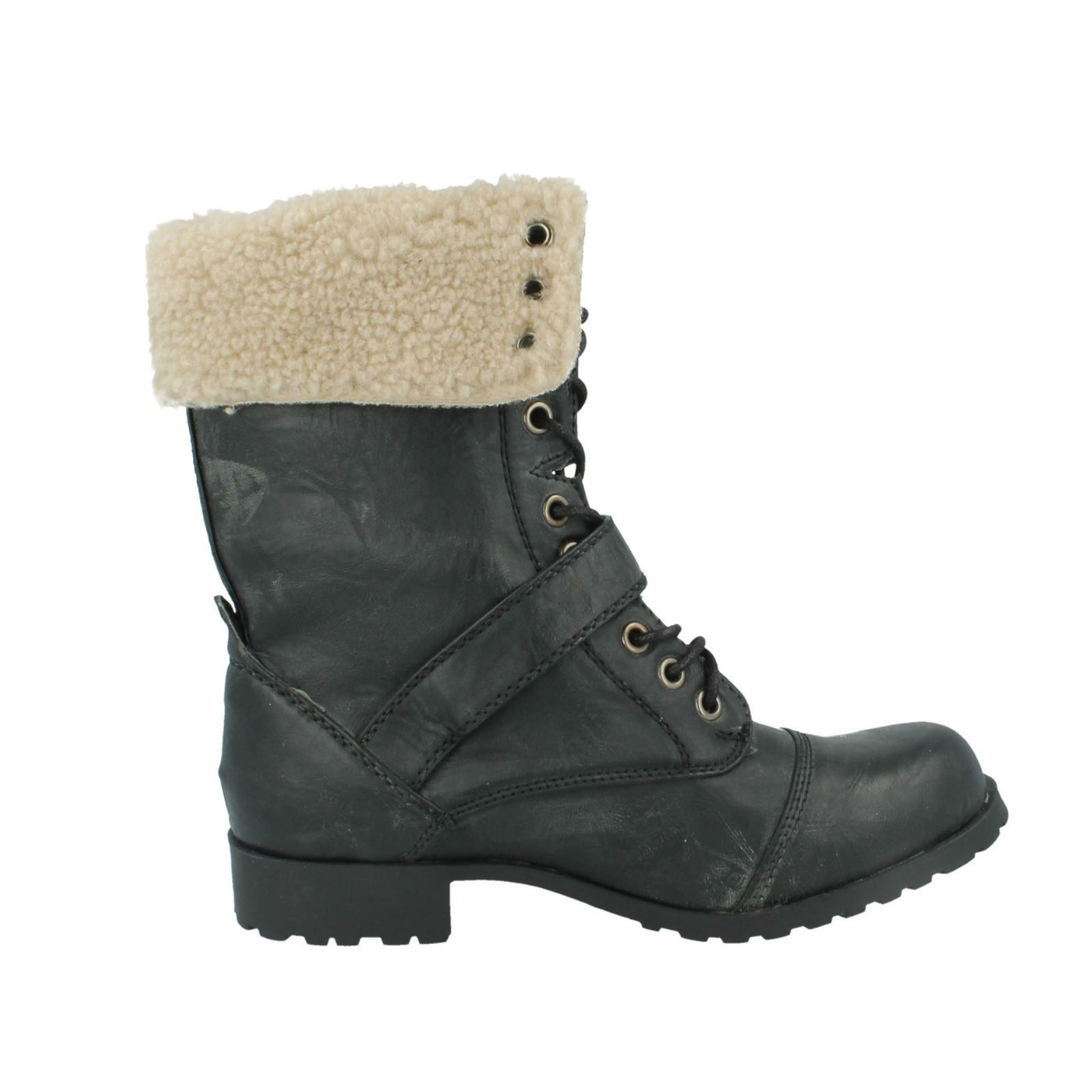 Girls Spot On Boots Style - H4064