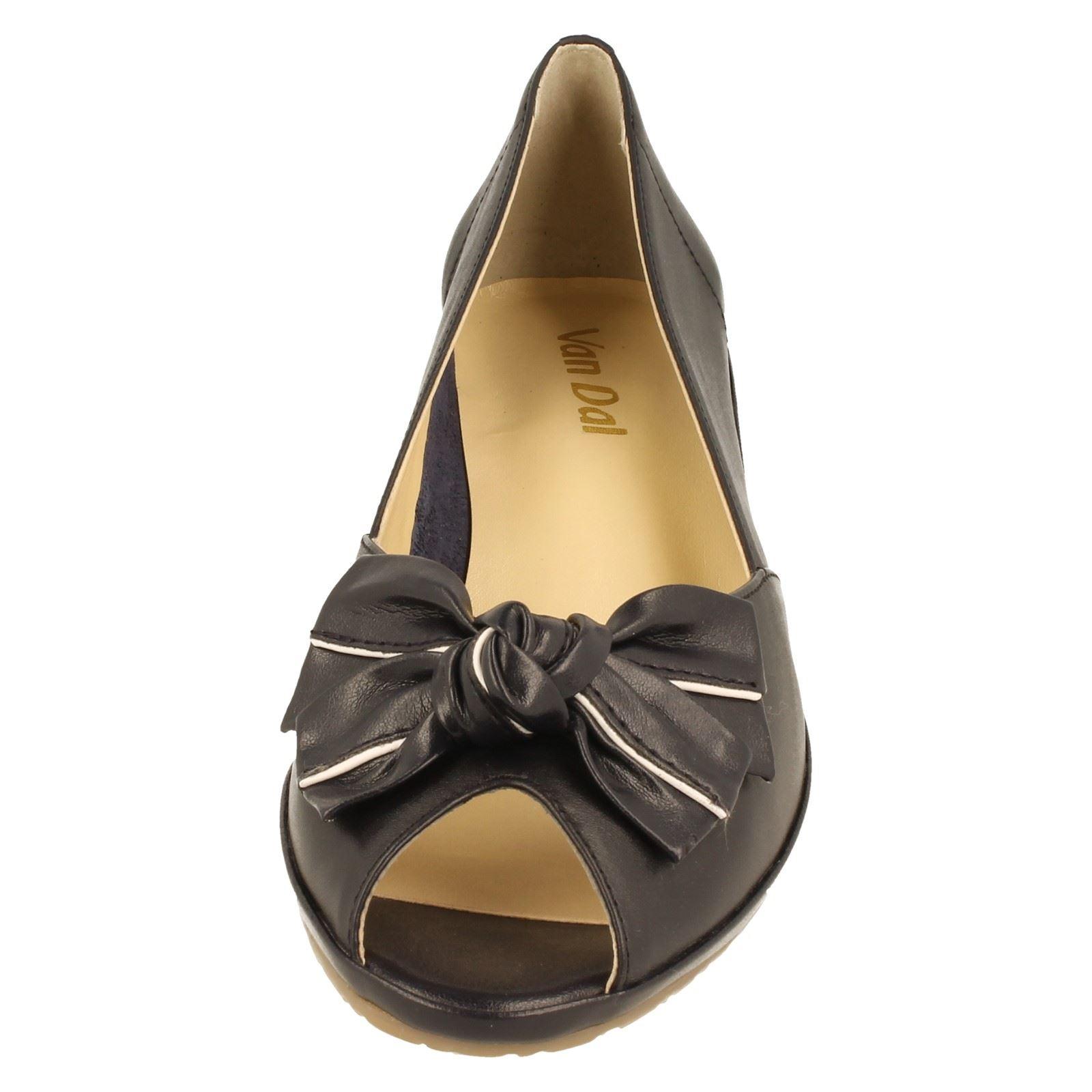 Van Dal Wedged Shoe The -W Style Florida II -W The e73b21