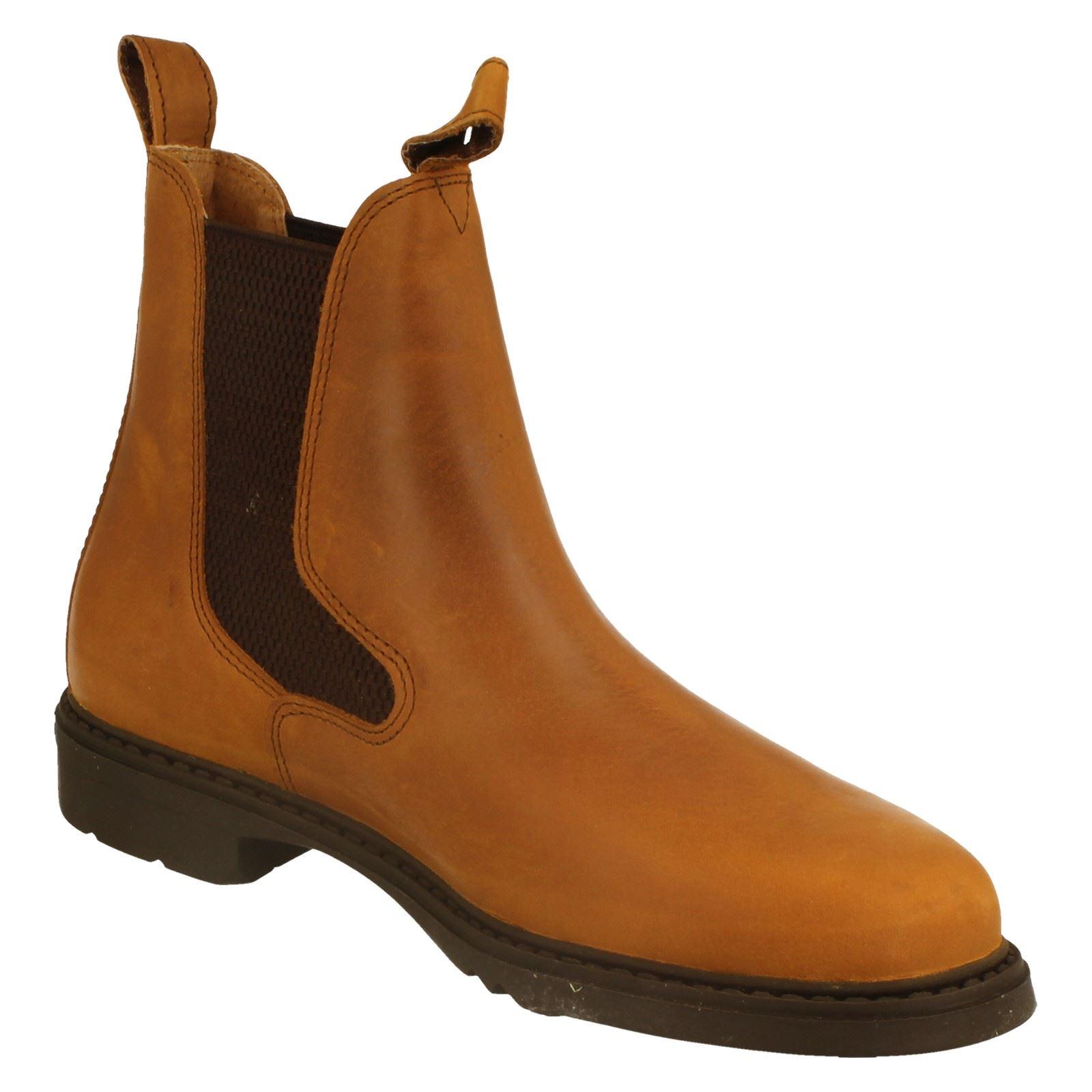 Unisex Taurus Taurus Unisex Jodpur Boots Style Palomino-W 800087