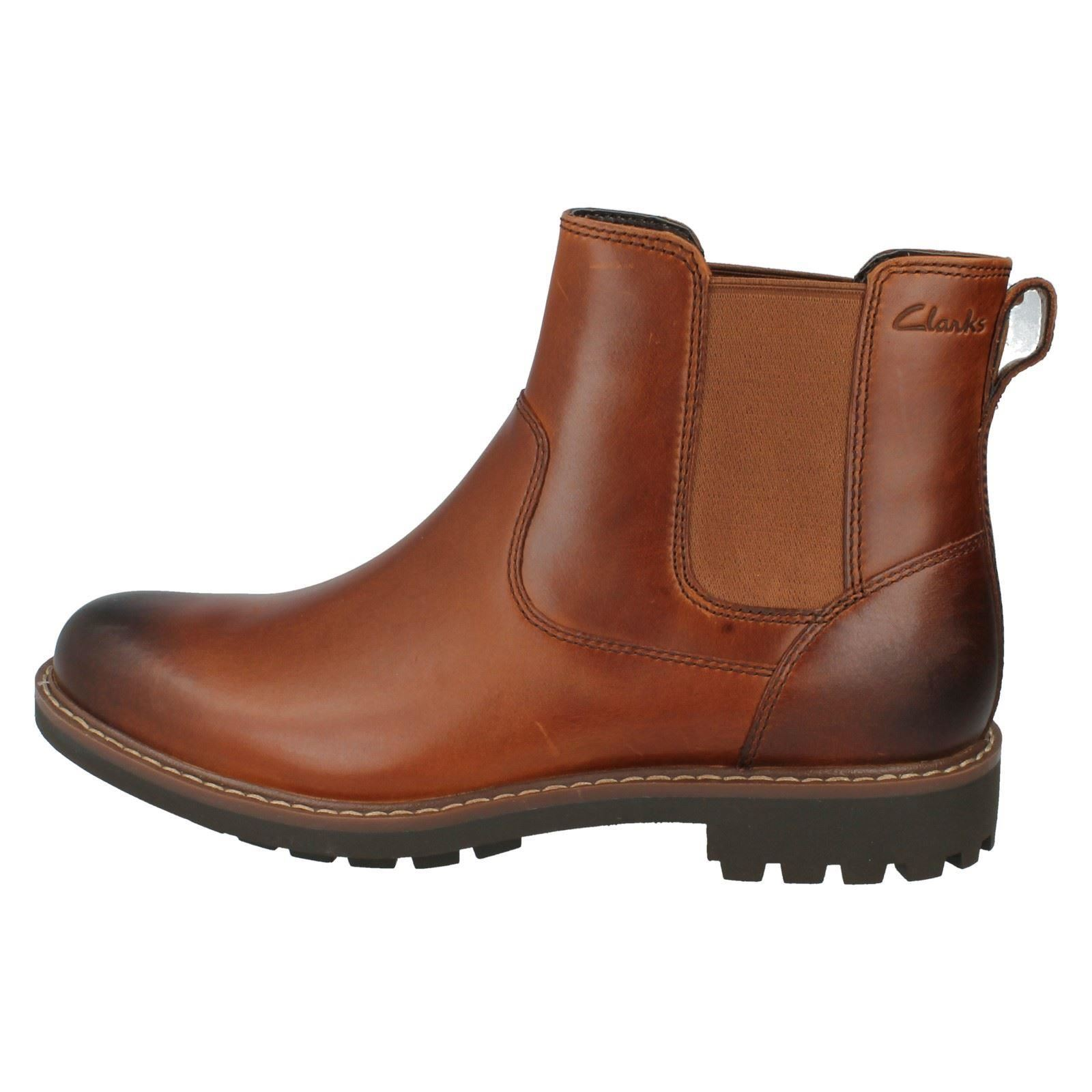 Chelsea Style Clarks Shoes