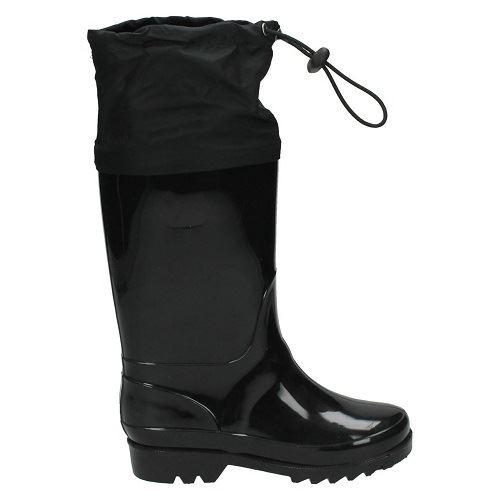 Childs Spot On Unisex Drawstring Top Wellington Boots X1189 Style ~ K