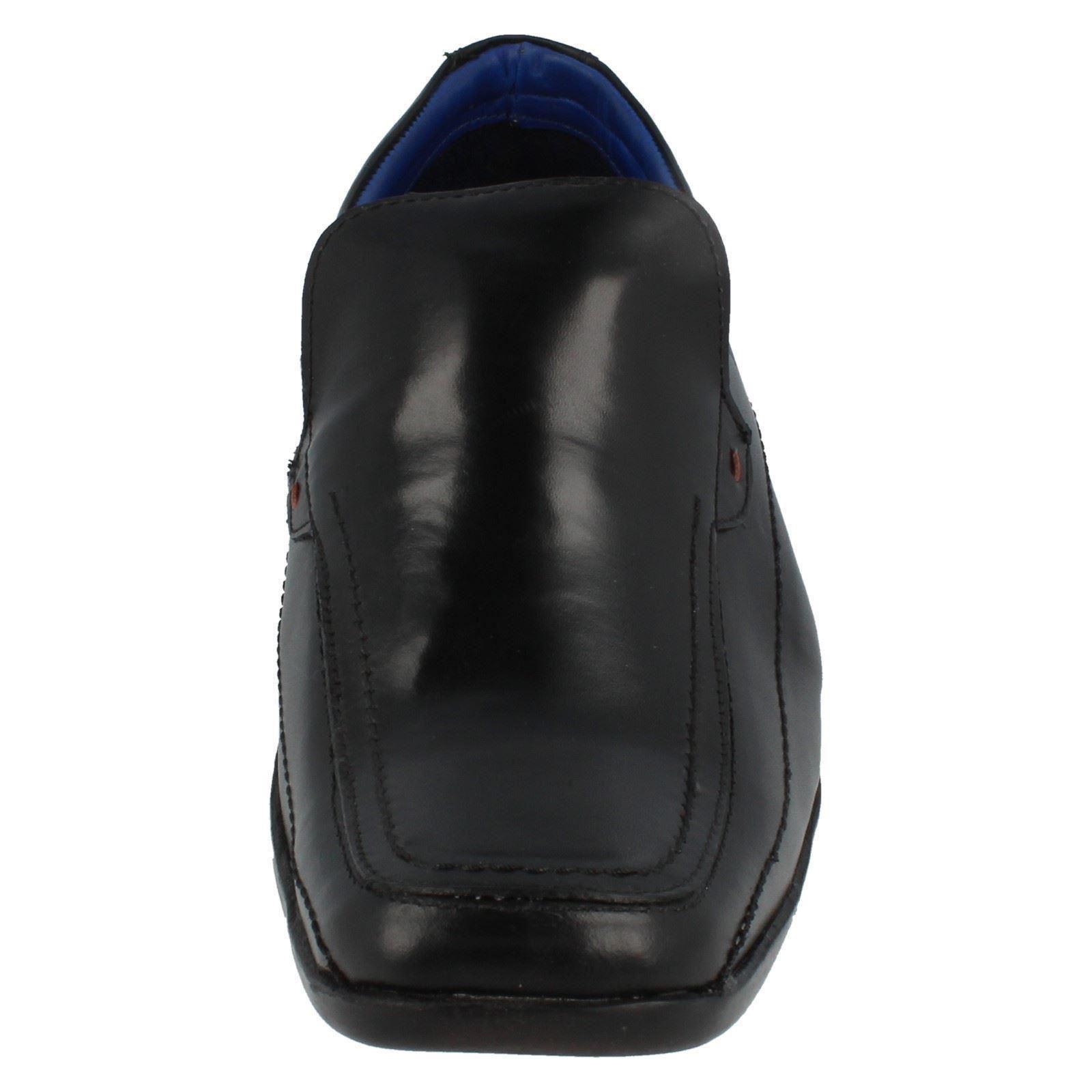 Slip Black Formal Style On Lambretta The ~ Shoe Mens N 20287 ERp1qPSP